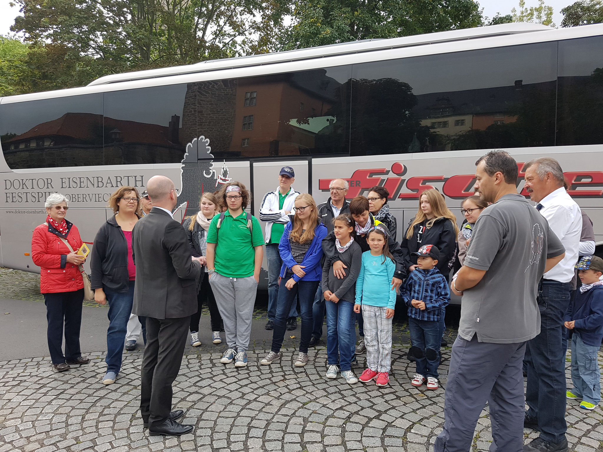 Verabschiedung durch Bürgermeister Harald Wegener
