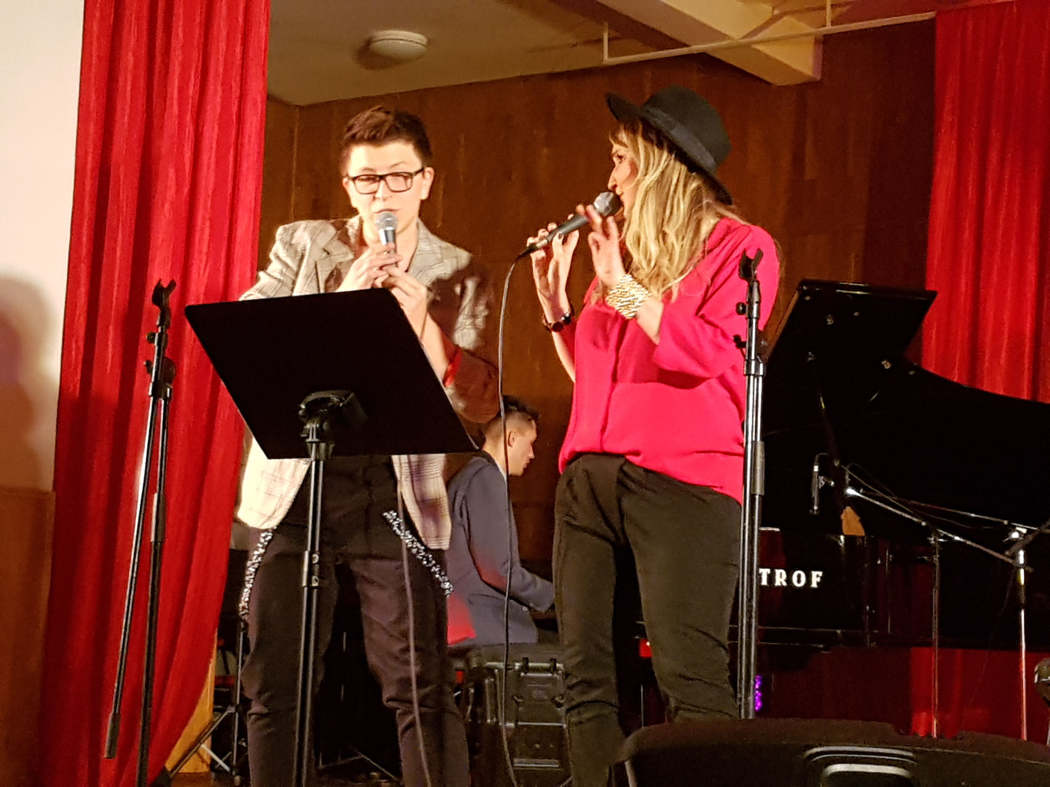 Musikschulkonzert zum Valentinstag