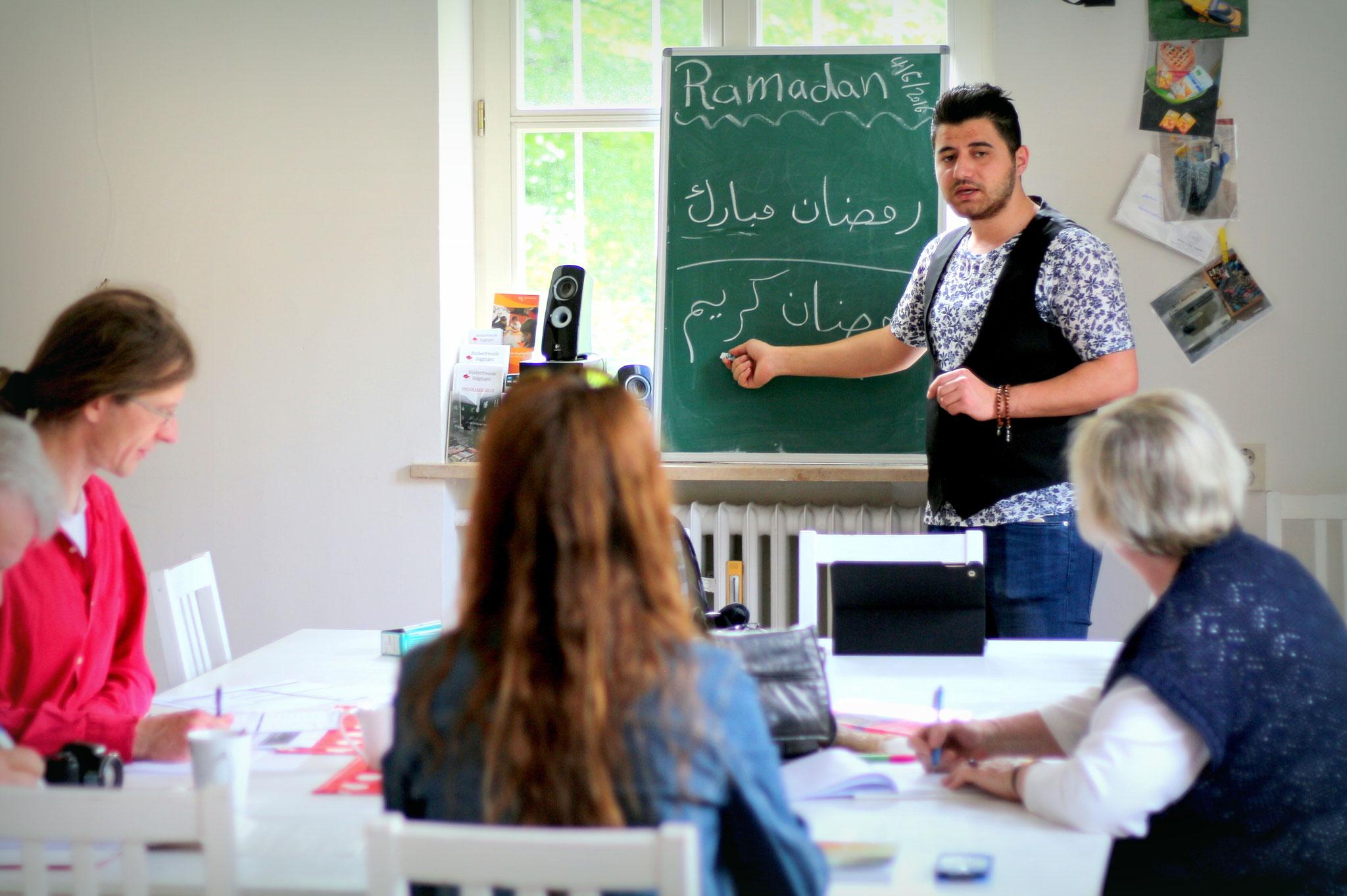 """28 """"Arabisch für Deutsche II"""" Stefan Rehbinder - Prämiert mit 200 Euro"""
