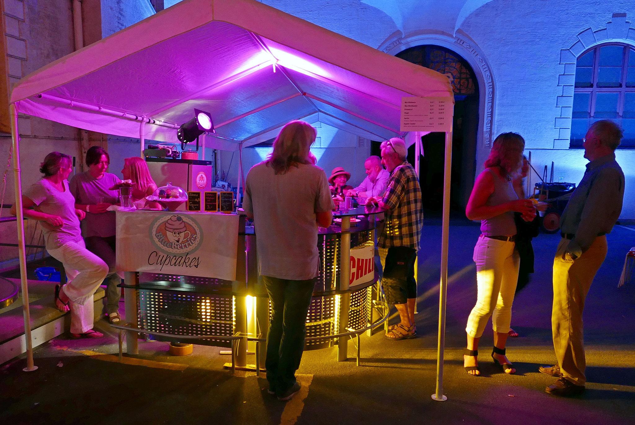 Konzerte im Bürgerhof 02.07.15 - Freiwilligen-Zentrum Augsburg - Foto: Christoph Urban