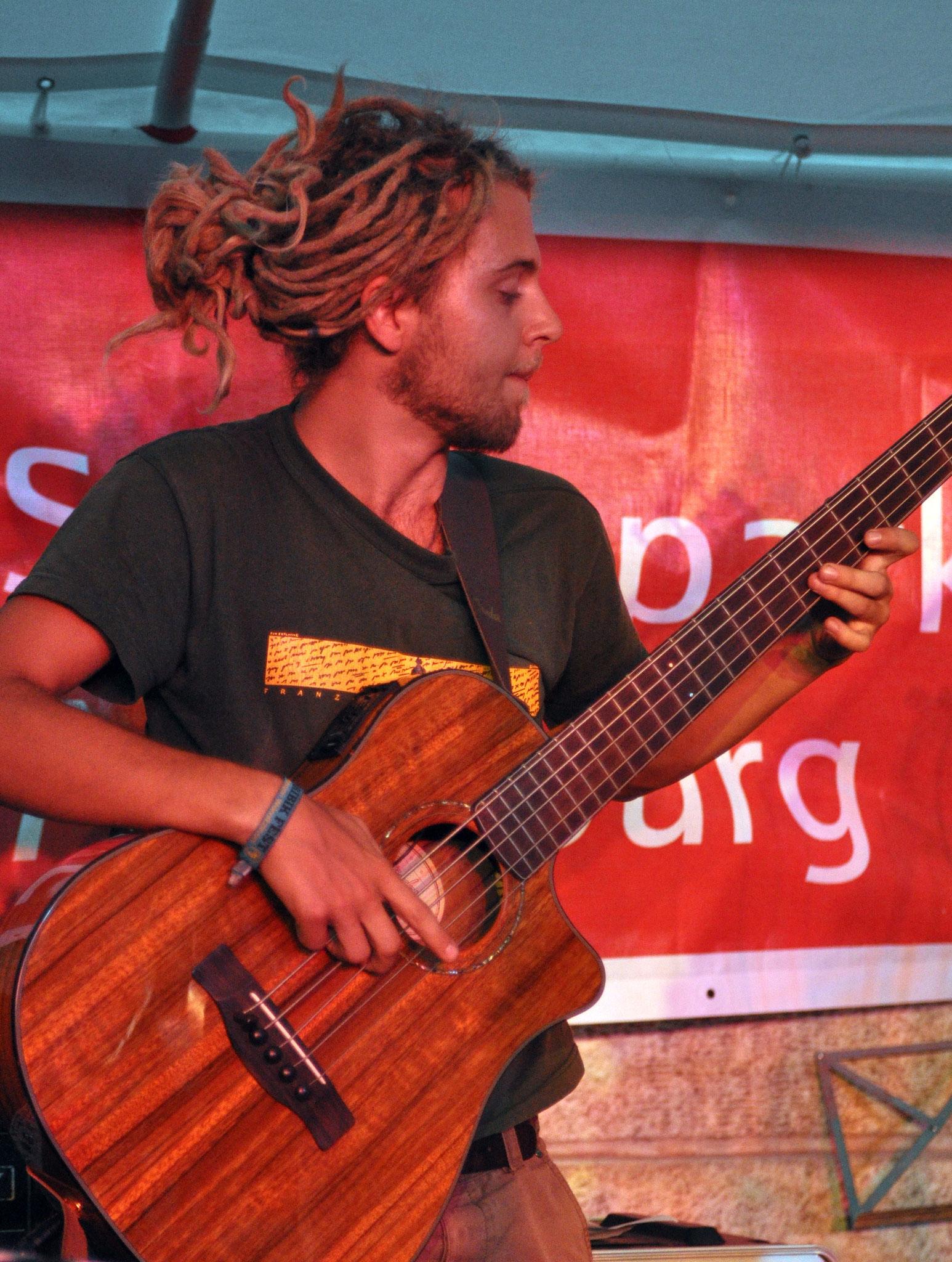 Konzerte im Bürgerhof 16.07.11 Red Gate Foundation - Freiwilligen-Zentrum Augsburg - Foto: Martin Schönberger