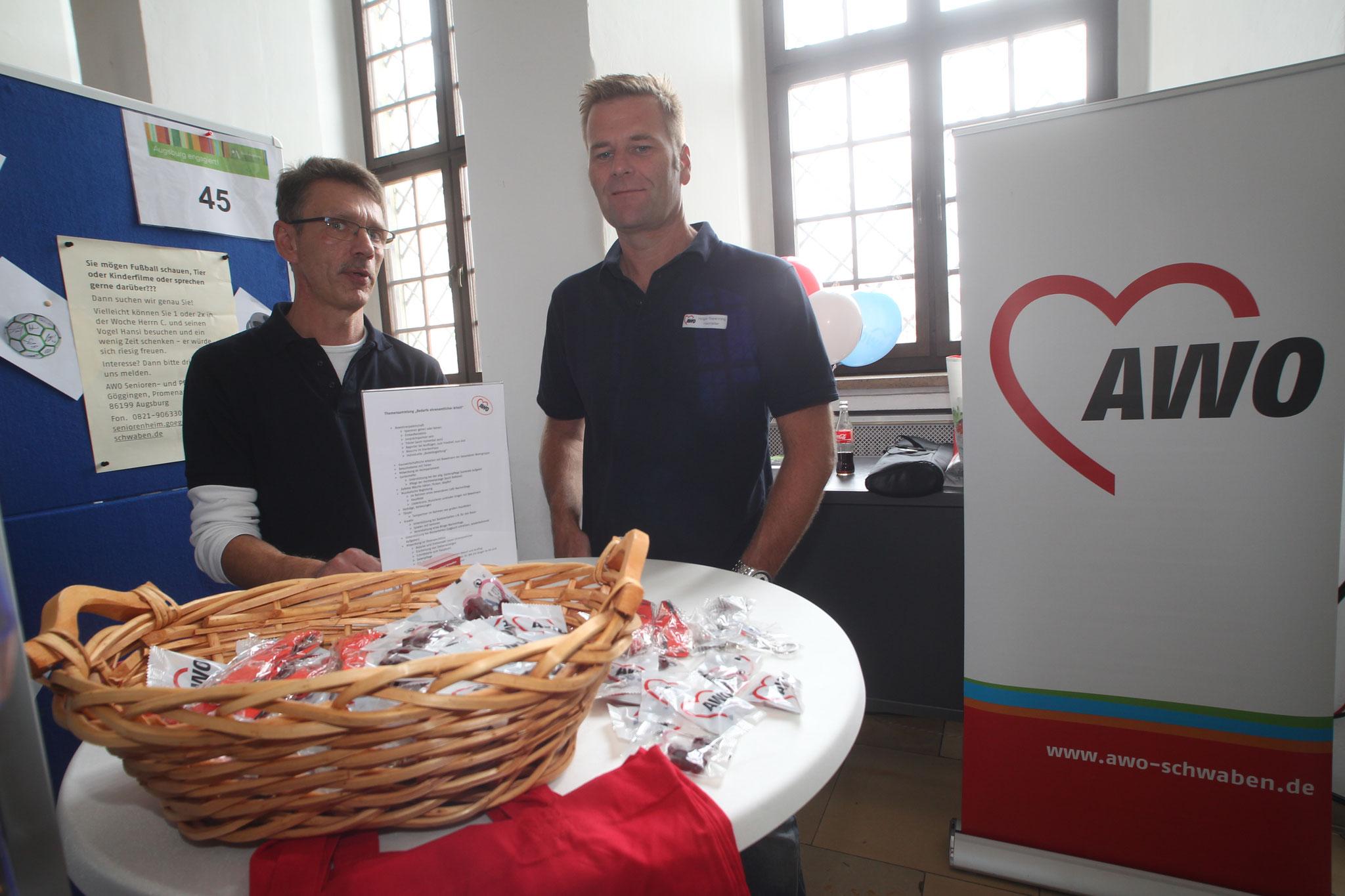 3. Augsburger Freiwilligen-Messe 2015 - Foto: Anette Zöpf