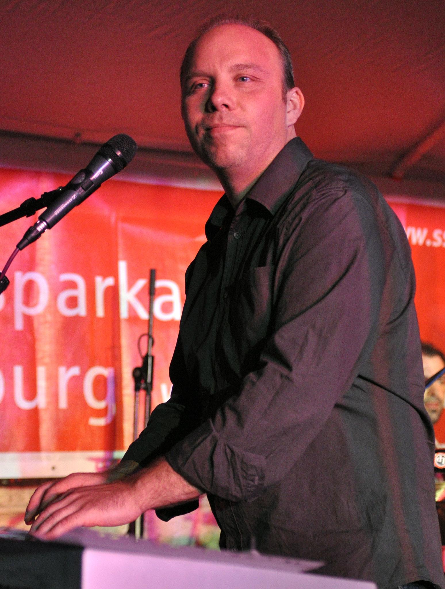 Konzerte im Bürgerhof 16.07.11 phonicplus - Freiwilligen-Zentrum Augsburg - Foto: Martin Schönberger