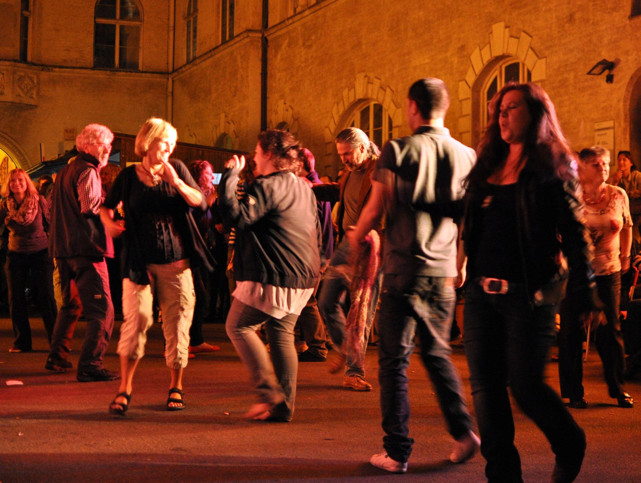Konzerte im Bürgerhof 15.07.11 - Freiwilligen-Zentrum Augsburg - Foto: Martin Schönberger