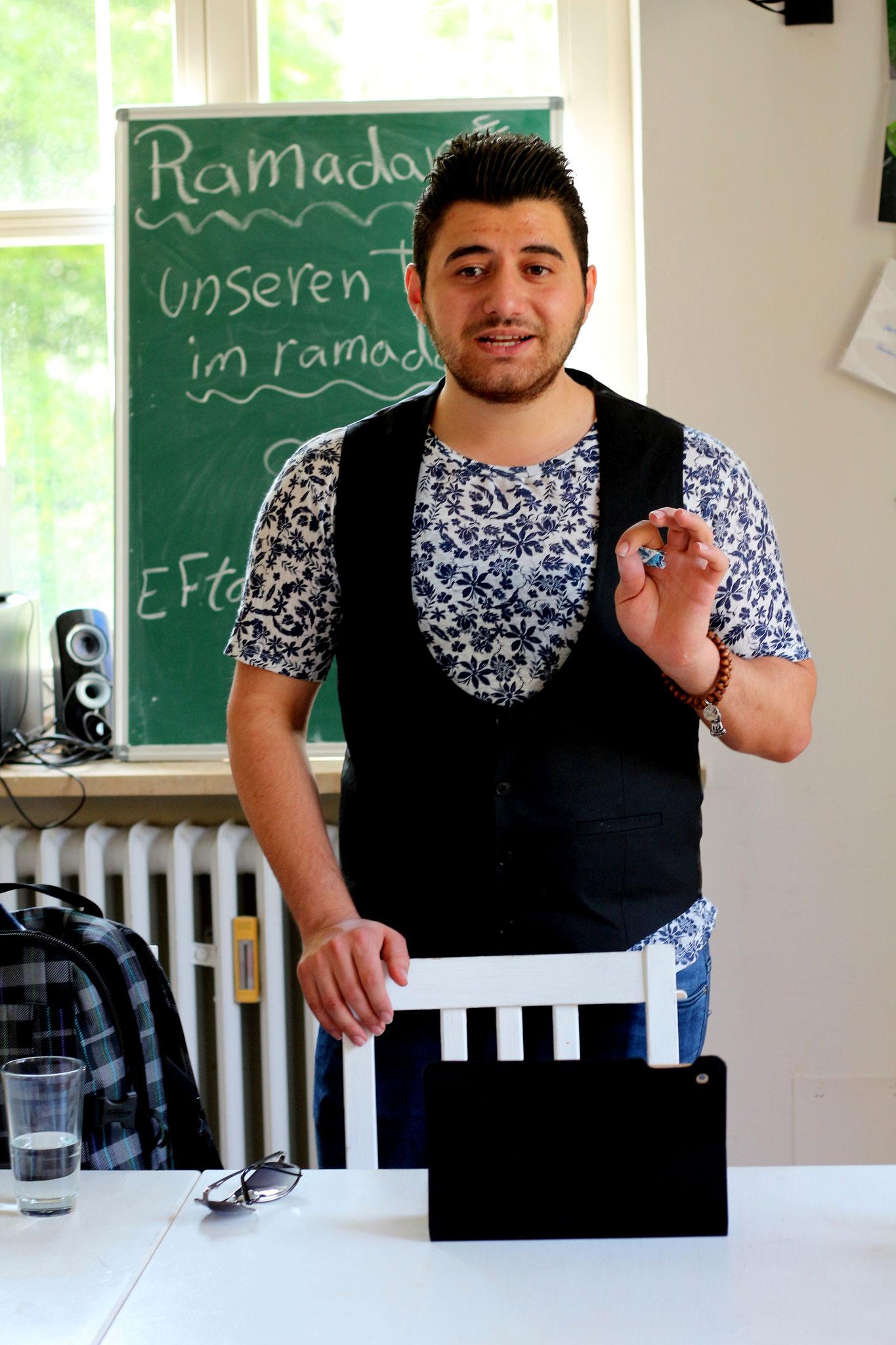 """27 """"Arabisch für Deutsche I"""" Stefan Rehbinder"""