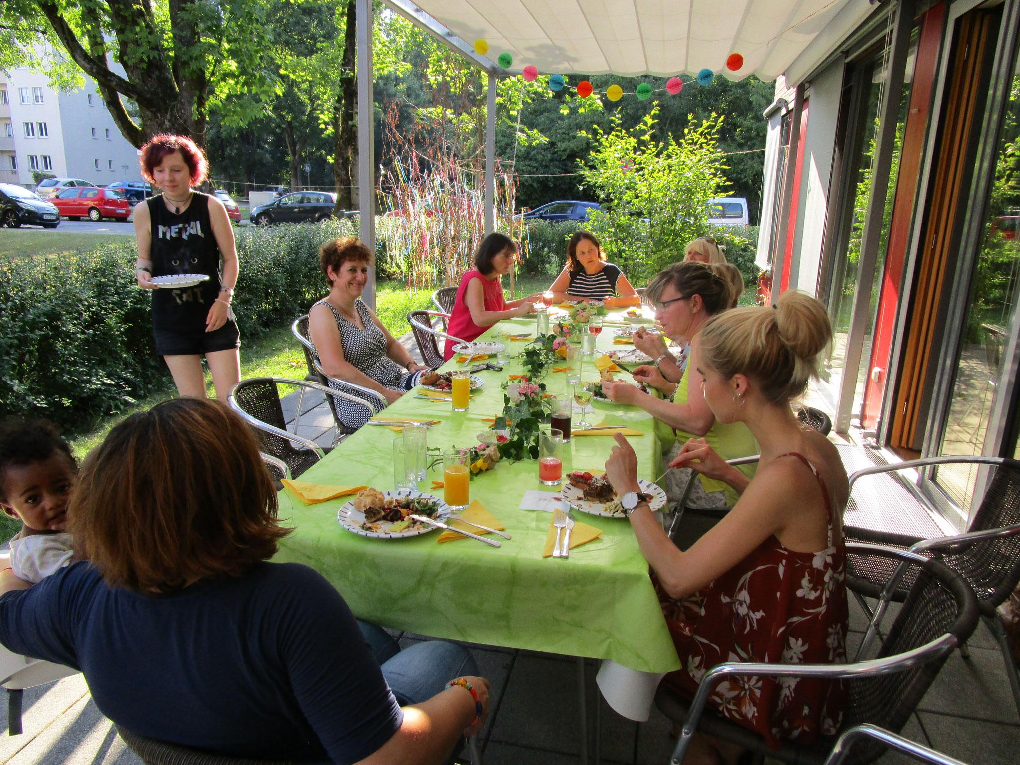 "04 ""Sommerfest"" Elisabeth Dirr"