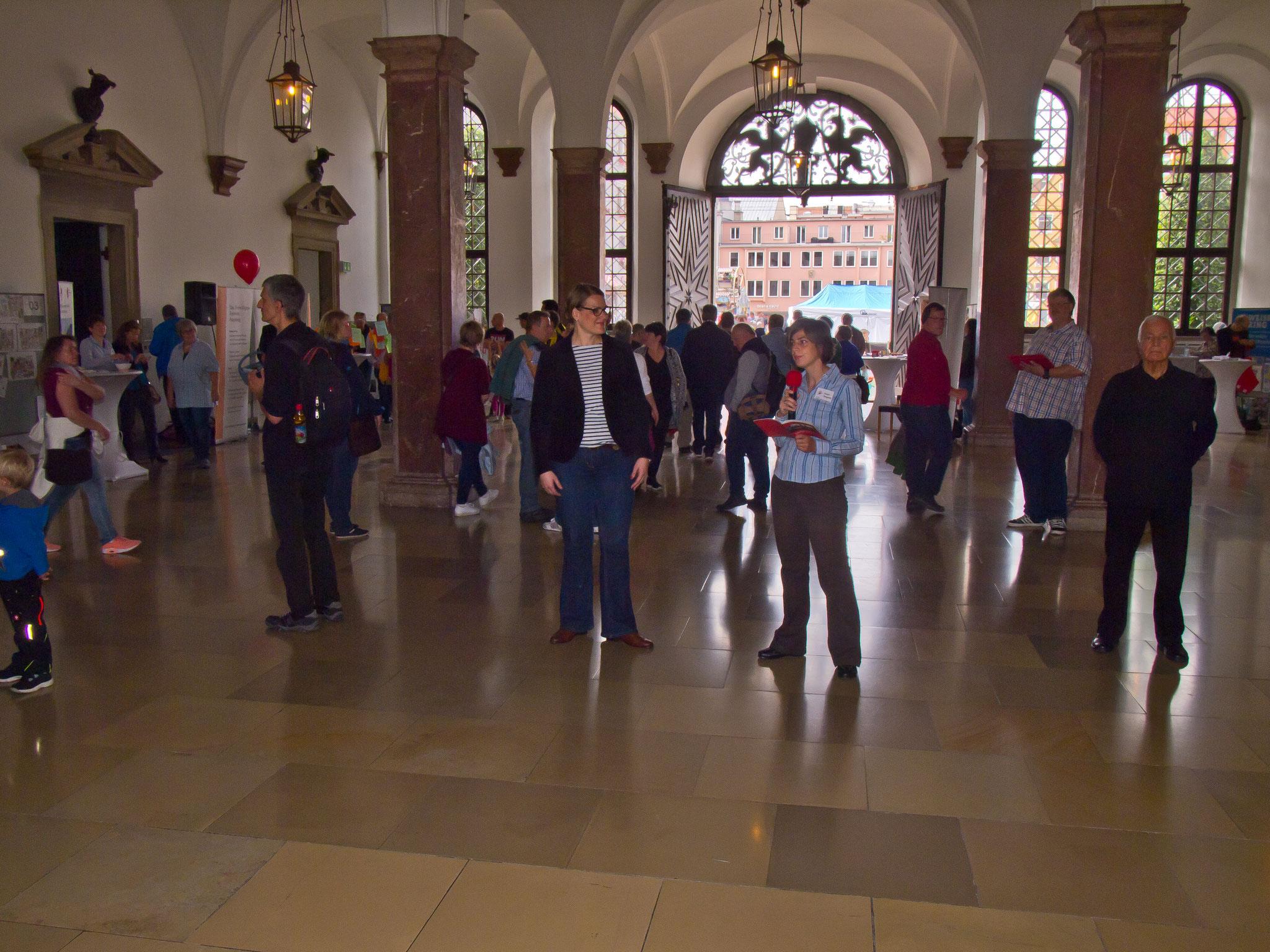 4. Augsburger Freiwilligen-Messe 2017 - Foto: Robert Hösle
