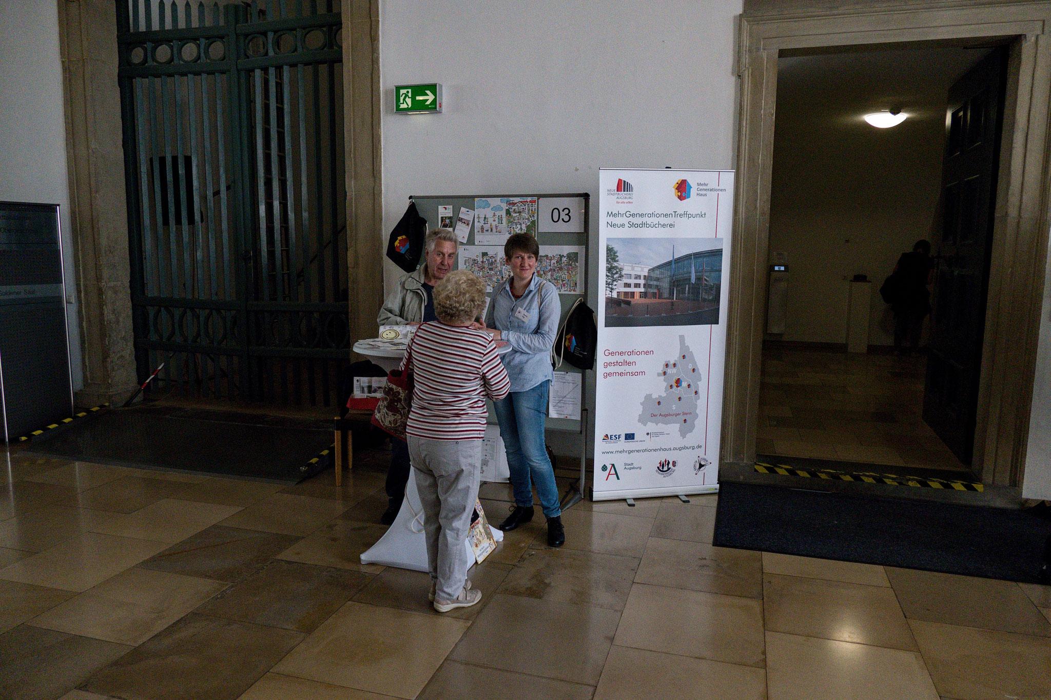 4. Augsburger Freiwilligen-Messe 2017 - Foto: Christoph Urban