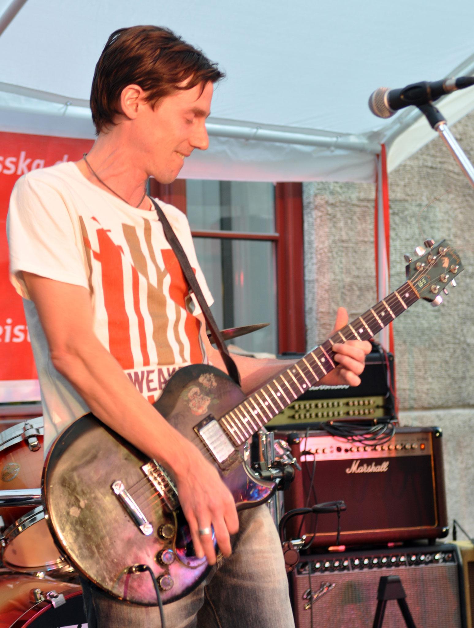 Konzerte im Bürgerhof 16.07.11 Müller - Freiwilligen-Zentrum Augsburg - Foto: Martin Schönberger