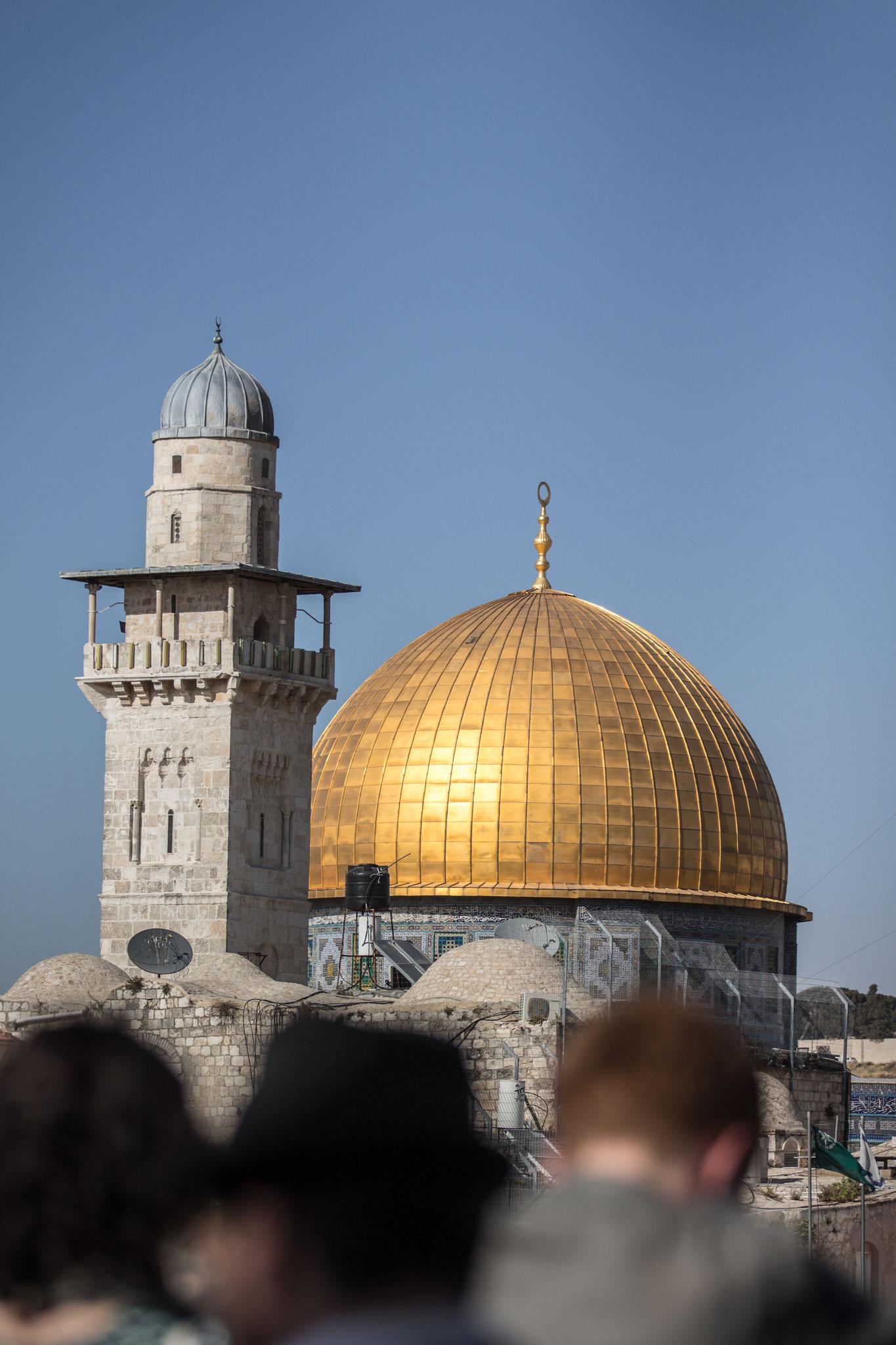 Jerusalem. May 2017.