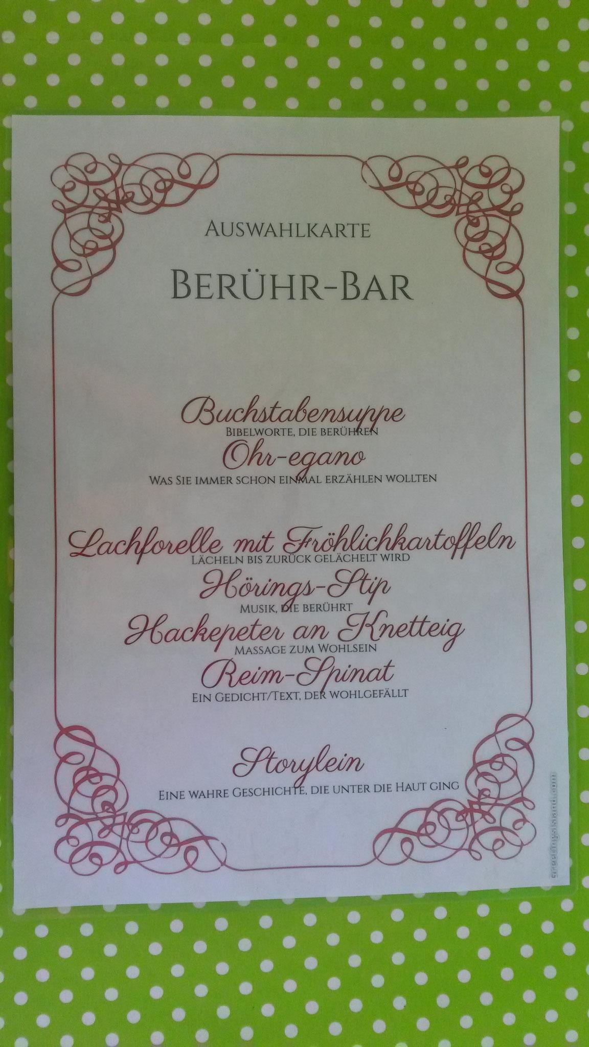 Berühr-Bar in Kray 2019