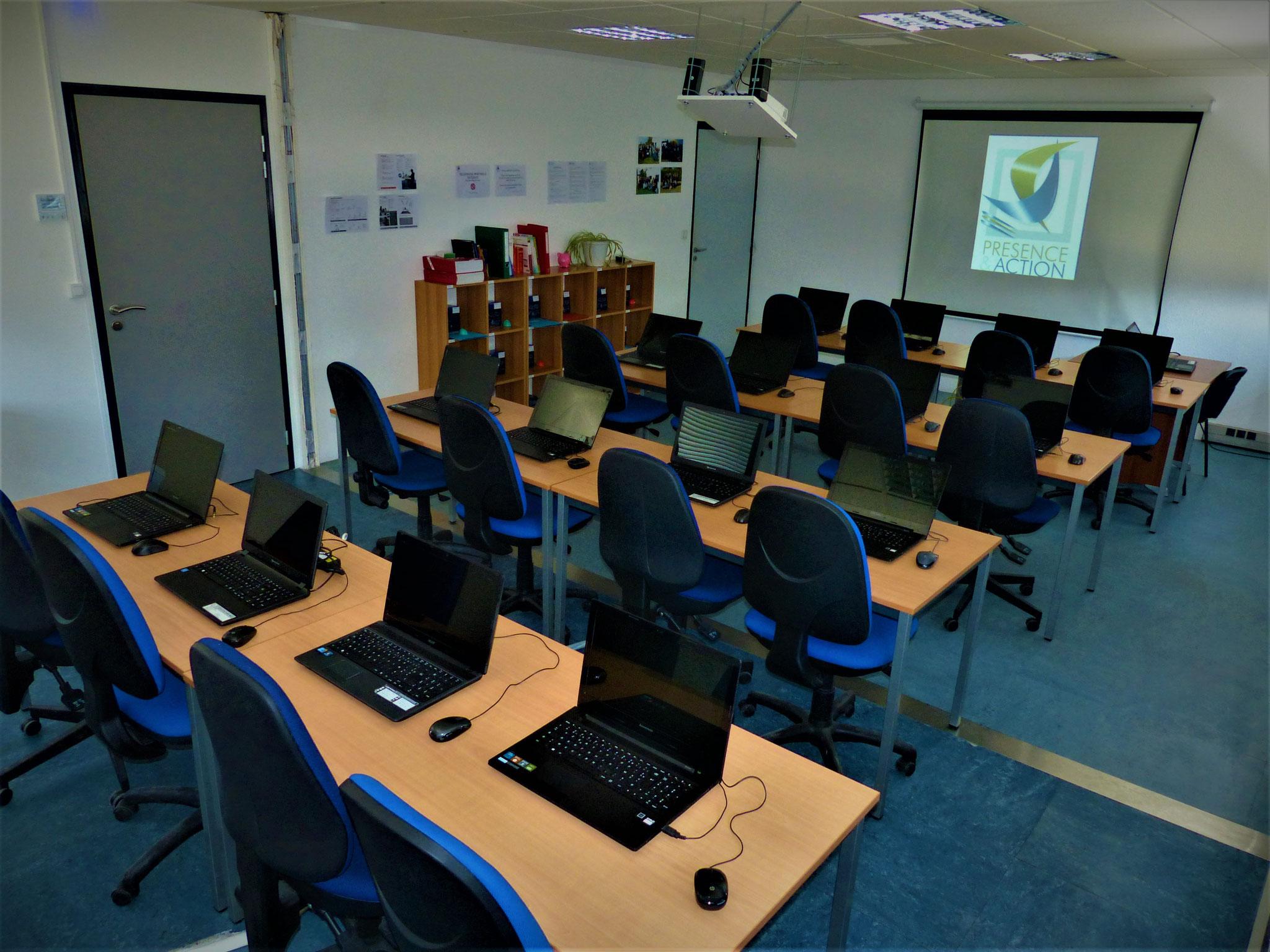 Présence et Action centre de formation professionnelle continue en