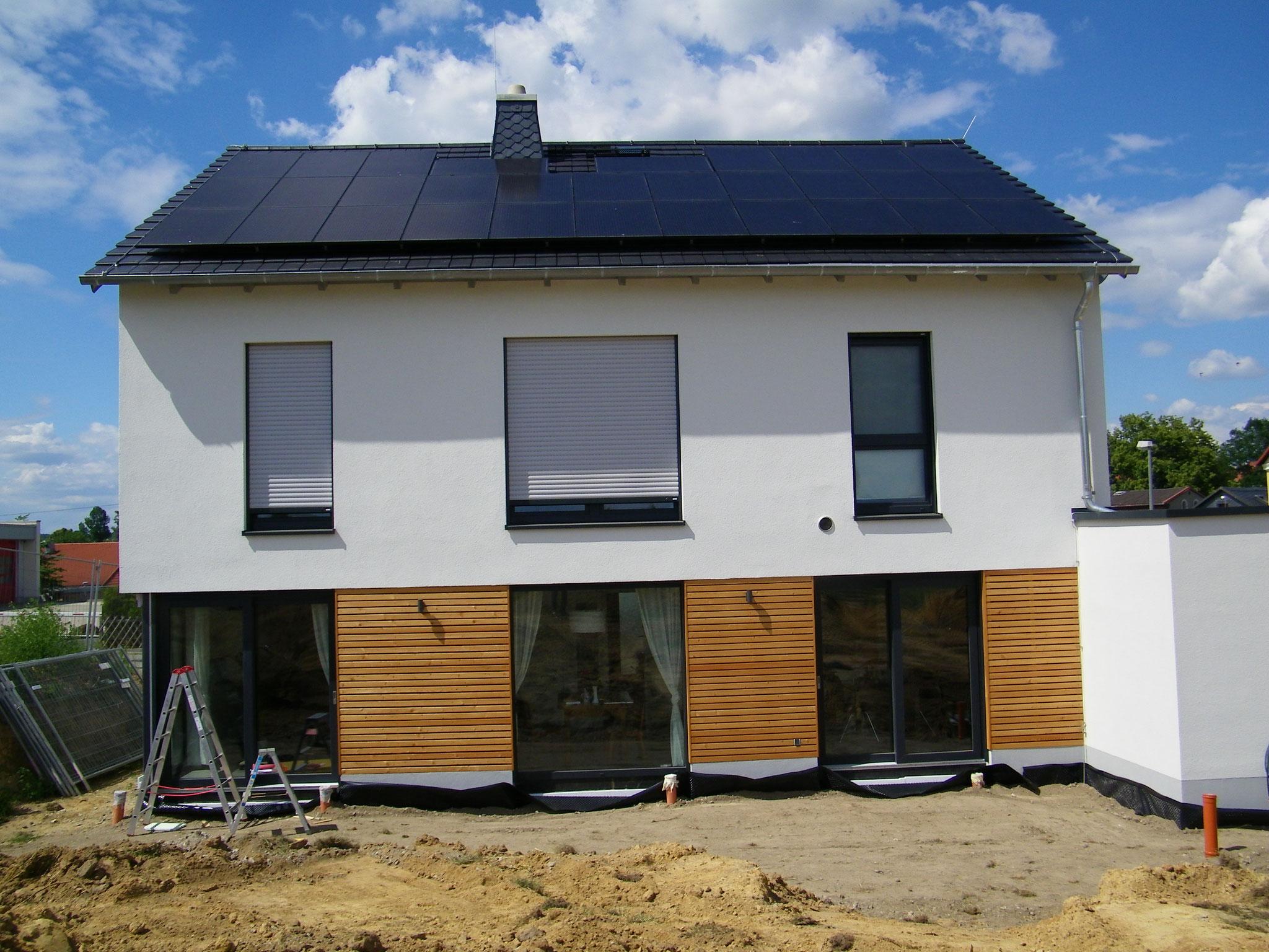 Eigenheim, Großröhrsdorf (2019)