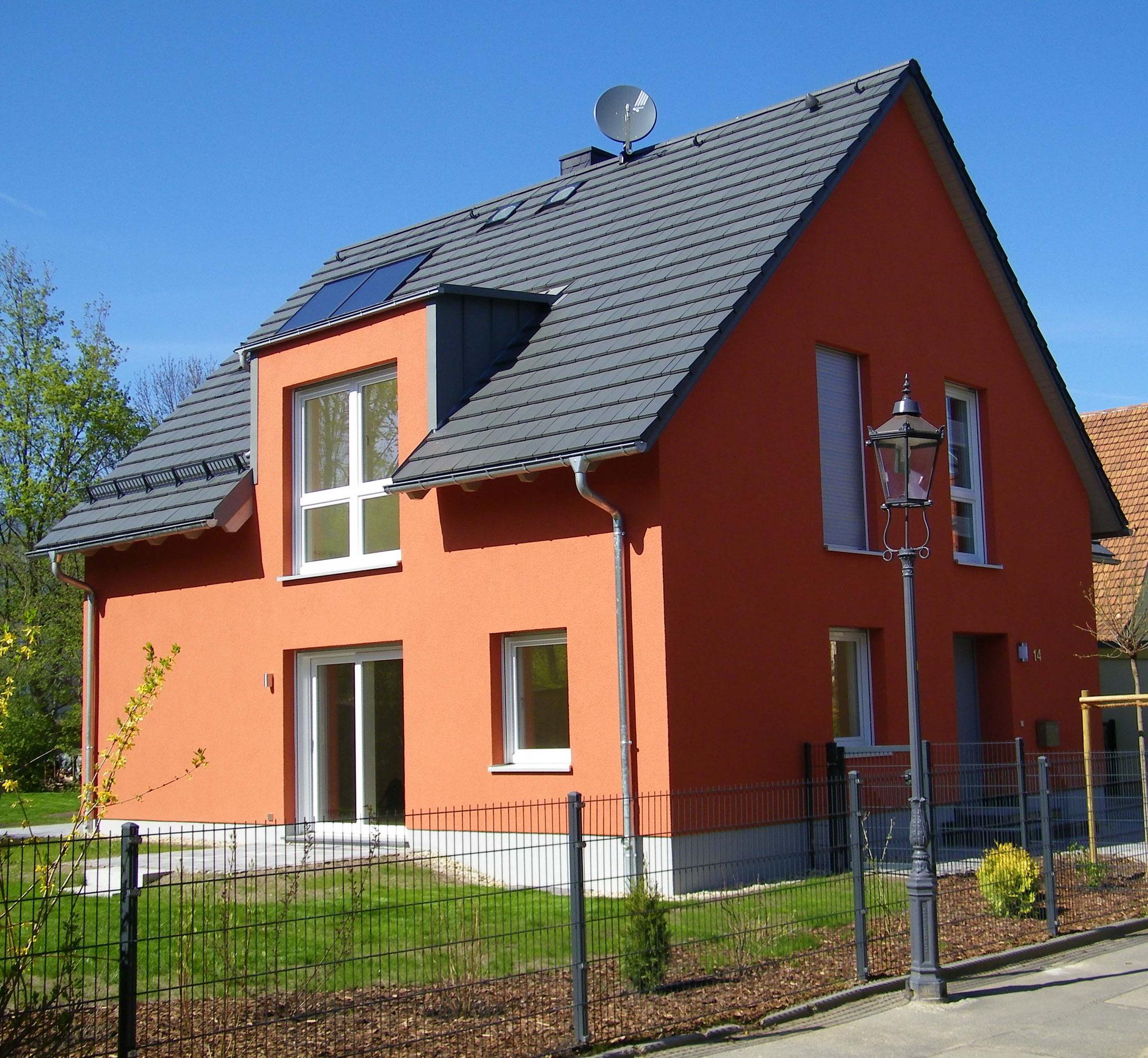 Umbau Einfamilienhaus Dresden, Thormeyerstraße (2015)