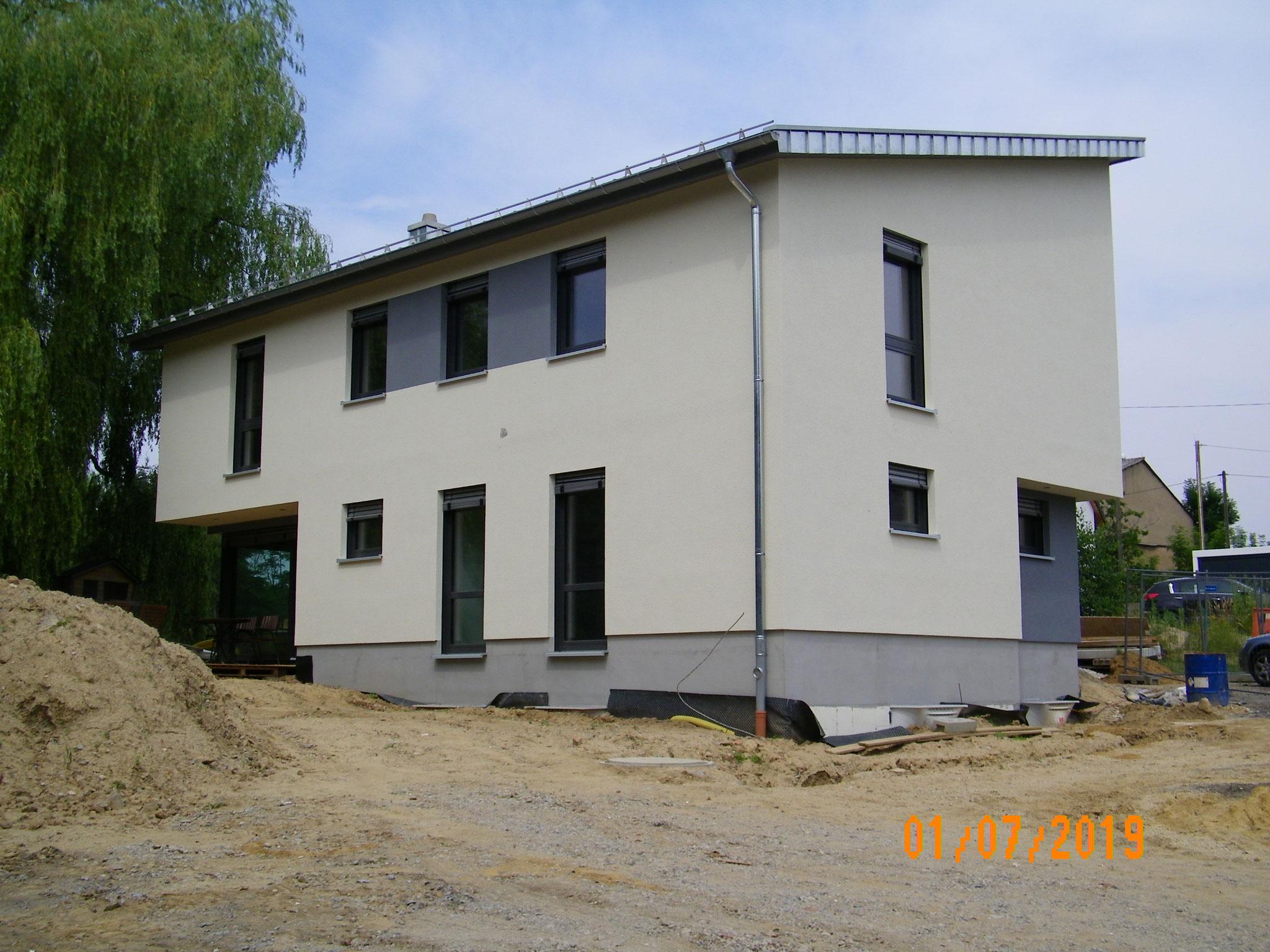 Eigenheim, Hauswalde (2018)