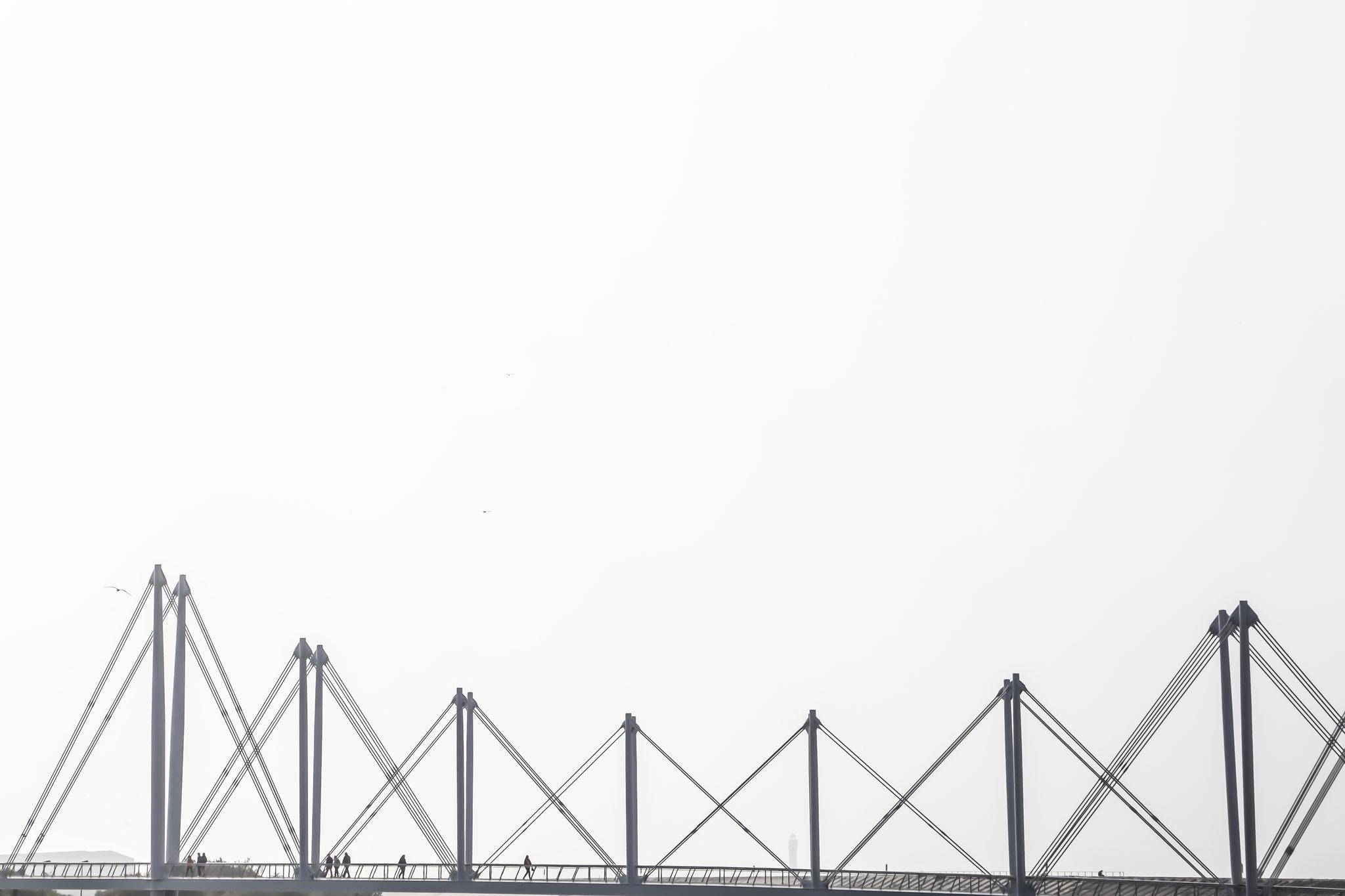 Brücke in Dunkerque