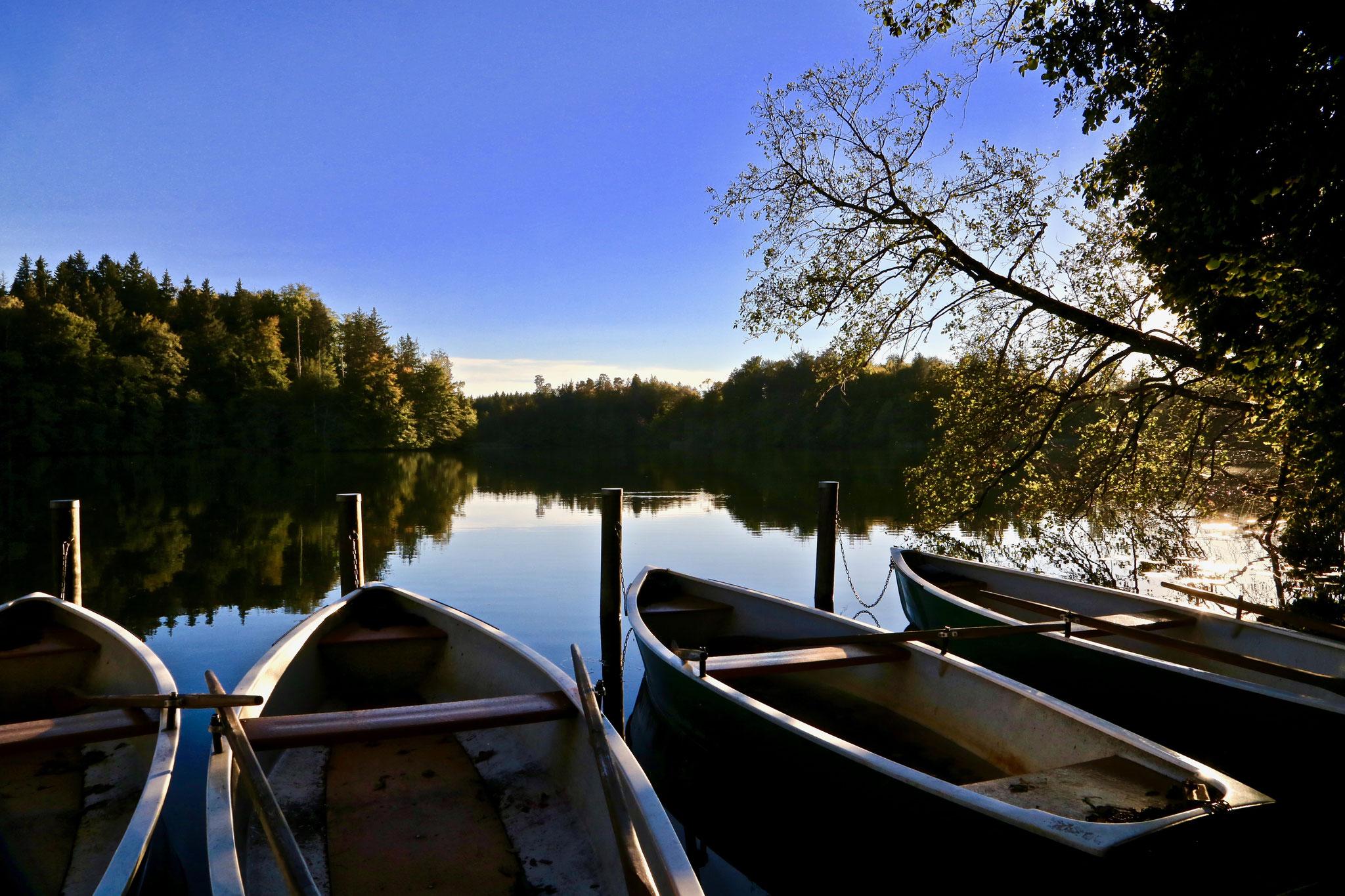 Langenbürgener See