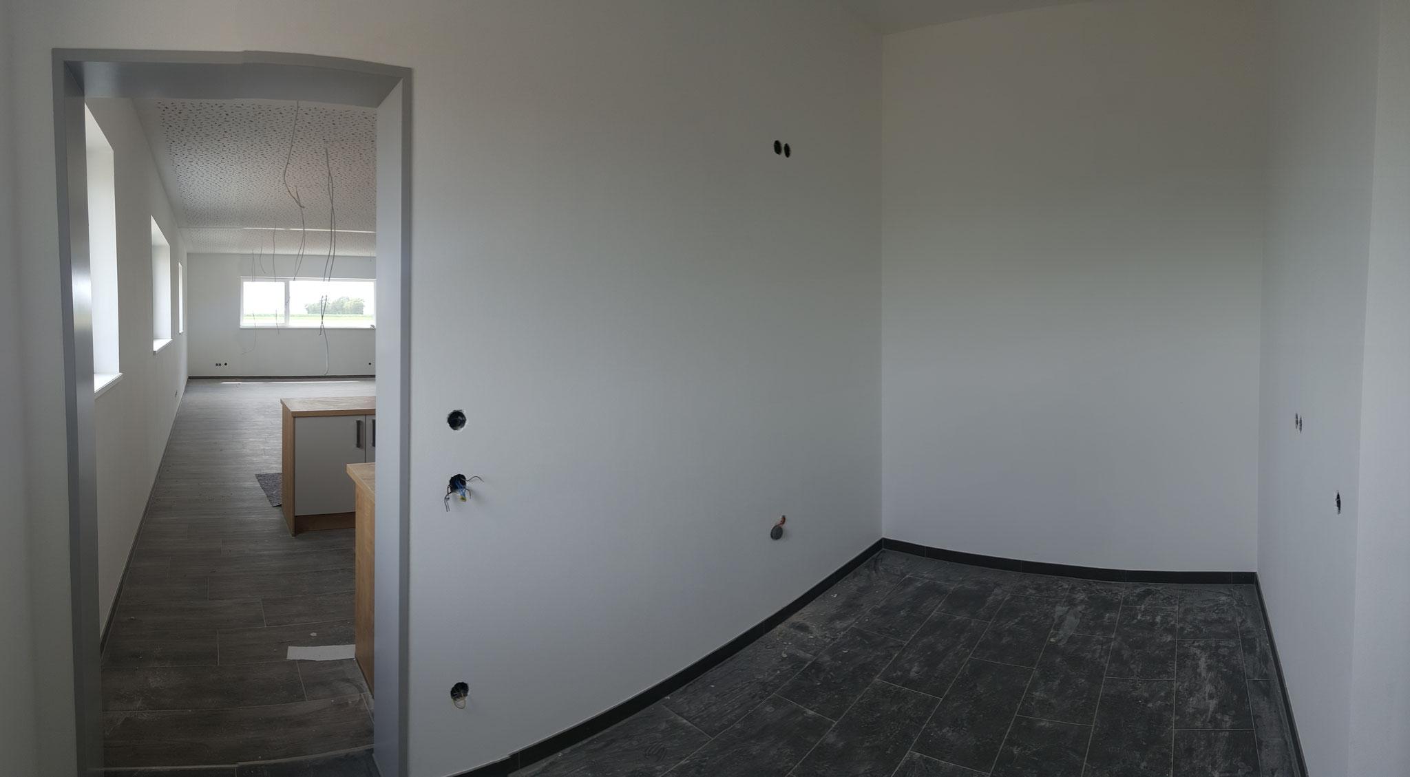 Abstellraum Küche/Getränkelager