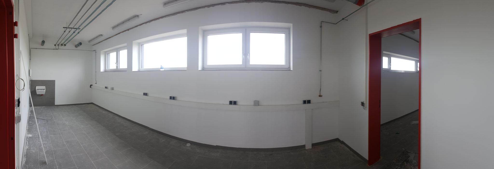 Lagerraum (Panoramabild)
