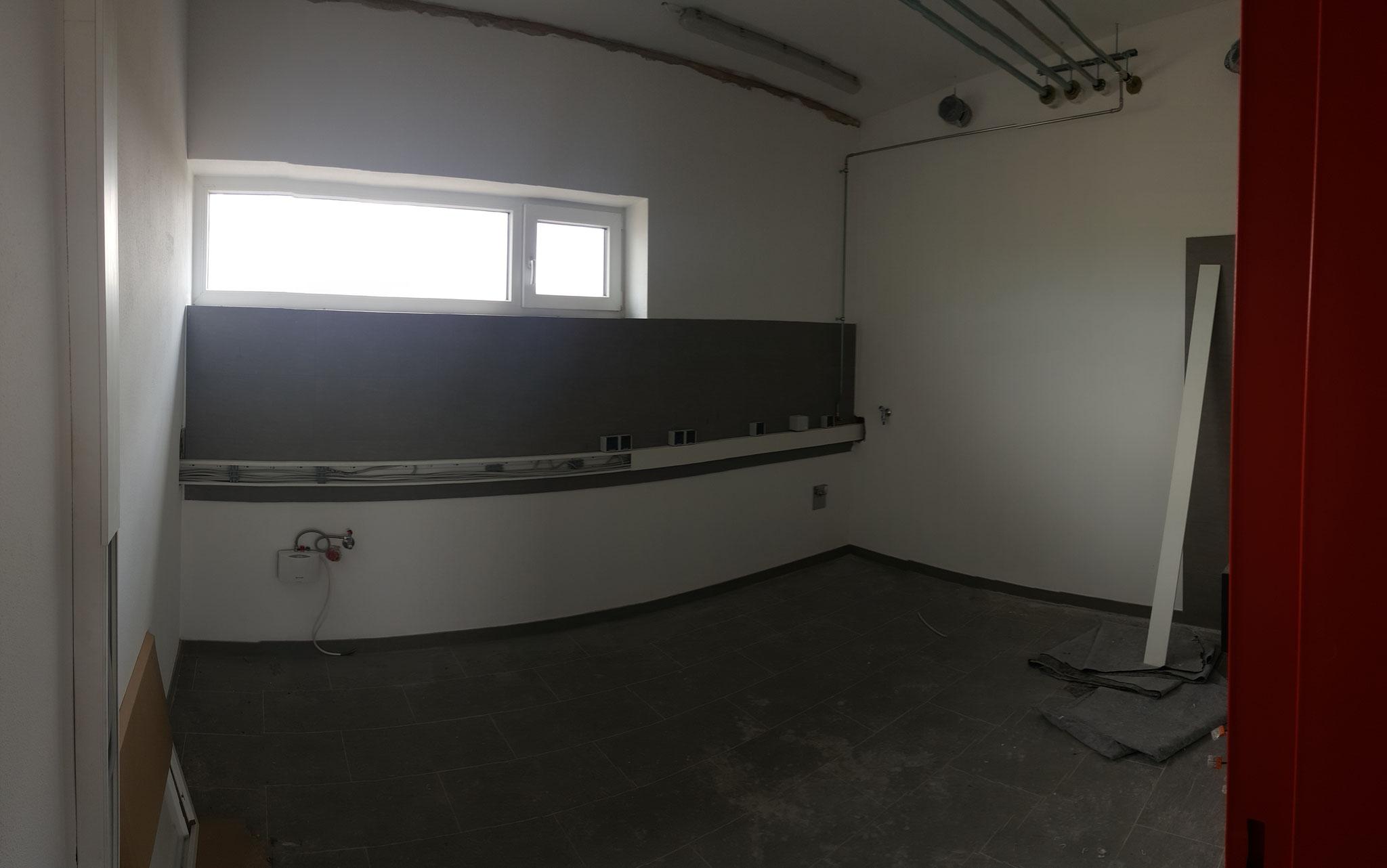Werkstatt (Panoramabild)