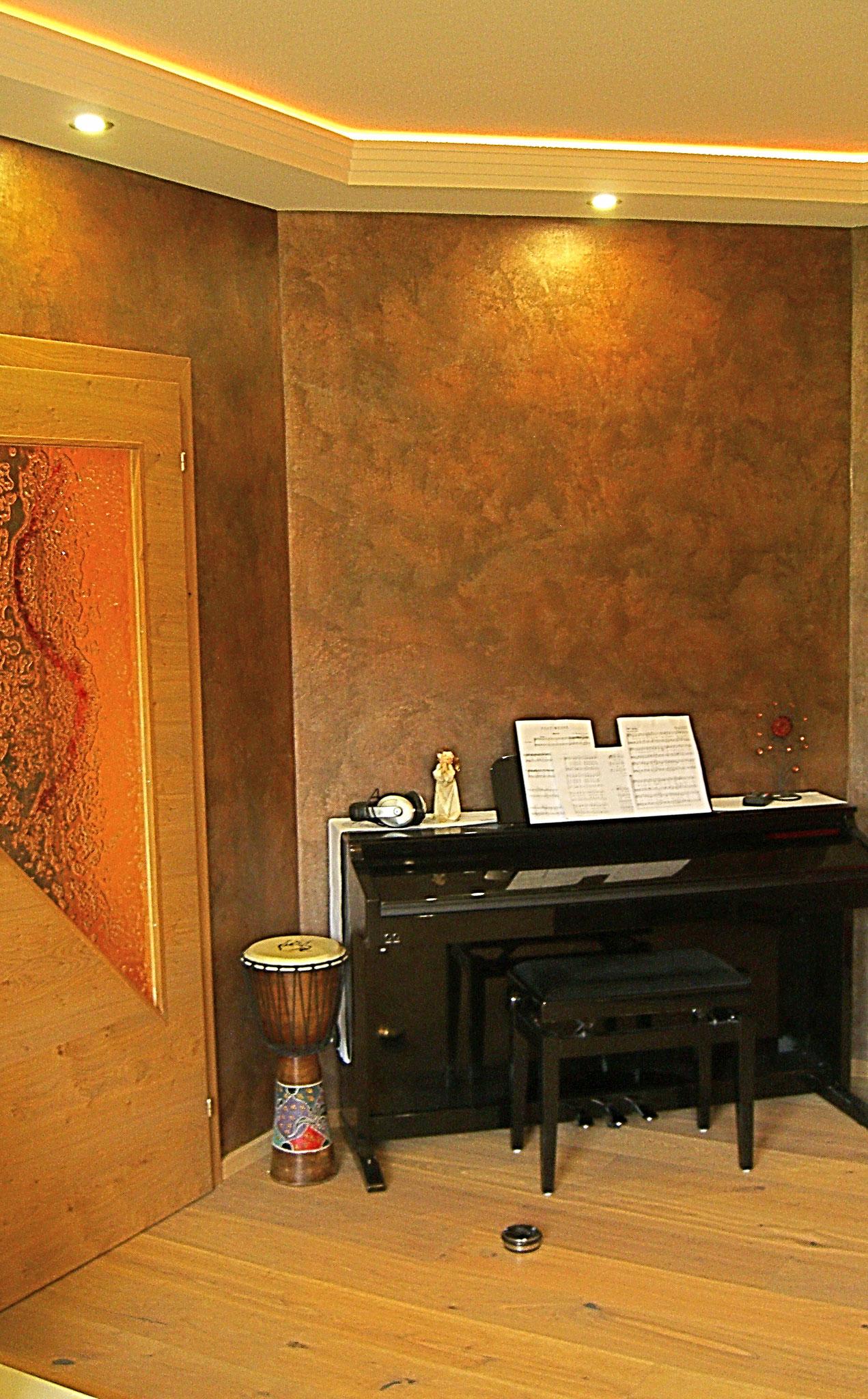 Innenraumgestaltung - Malerei Wagner Persenbeug