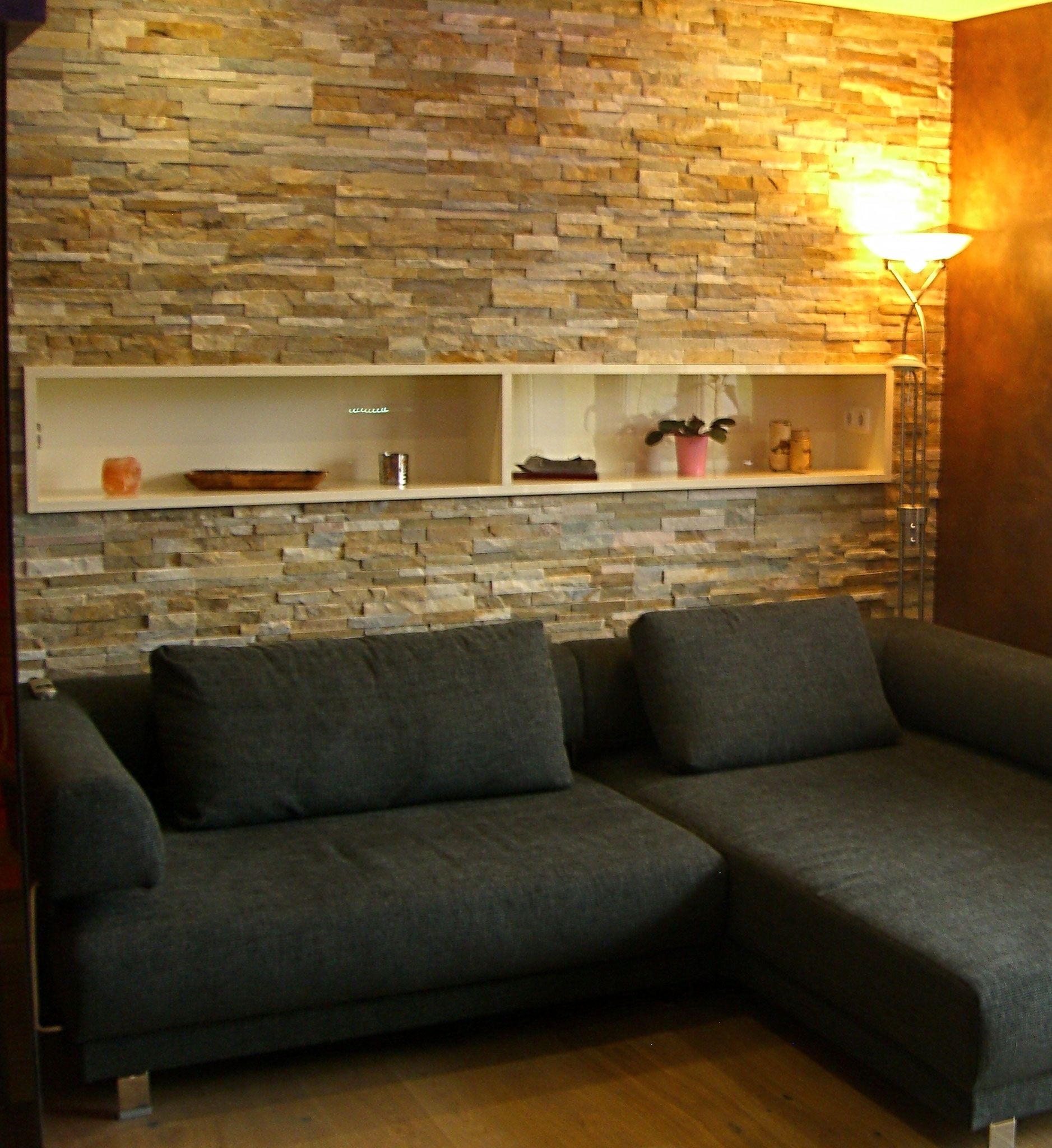 Wohnzimmer in neuem Glanz - Malerei Wagner Persenbeug