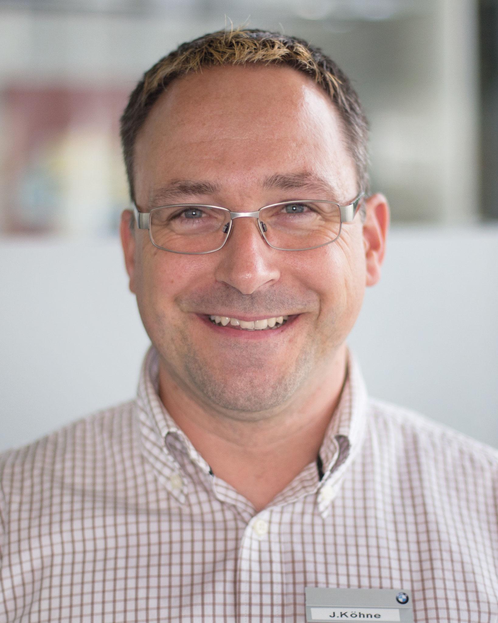 Jürgen Köhne - Leiter Teilevertrieb