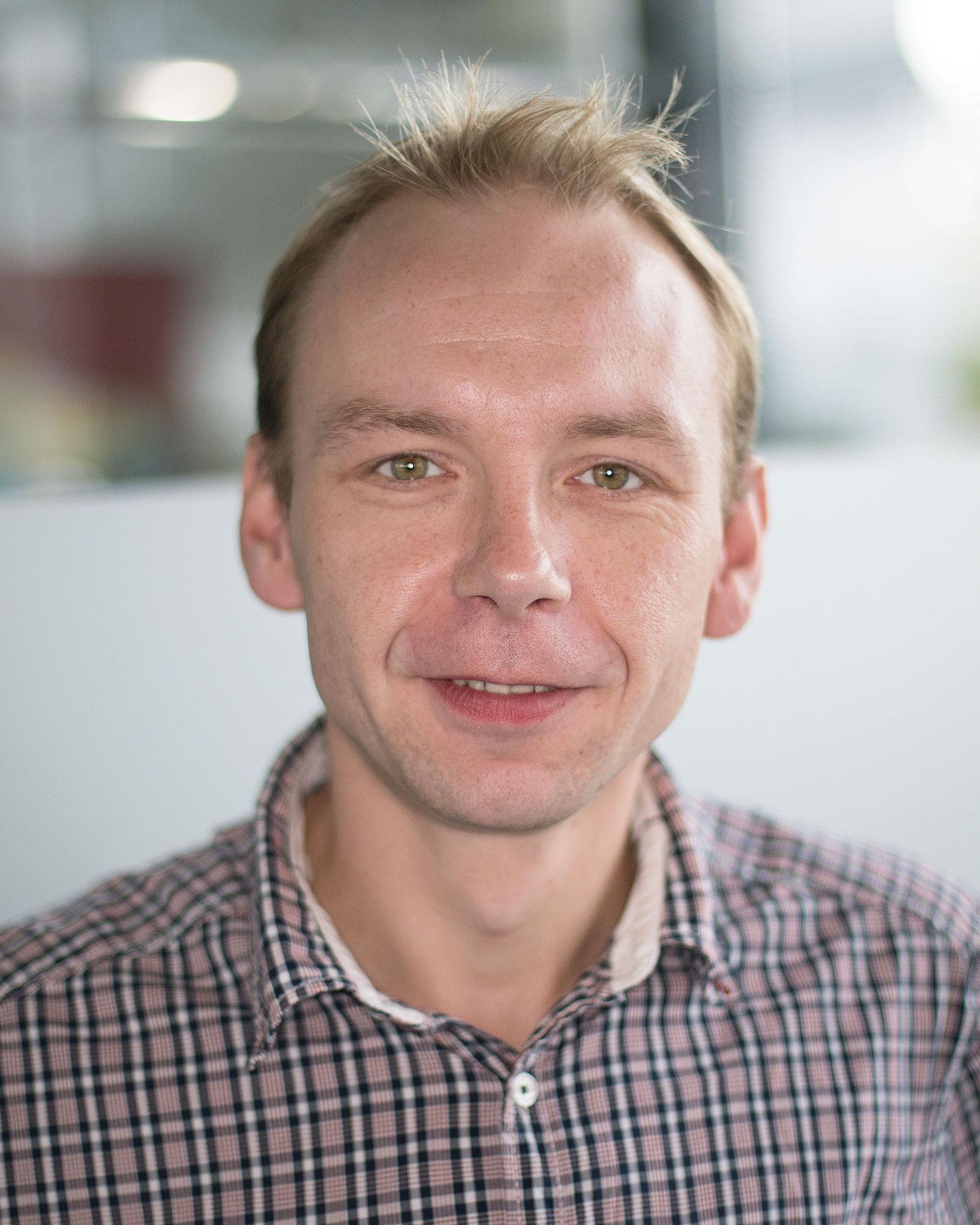 David Dombek - Werkstattleiter