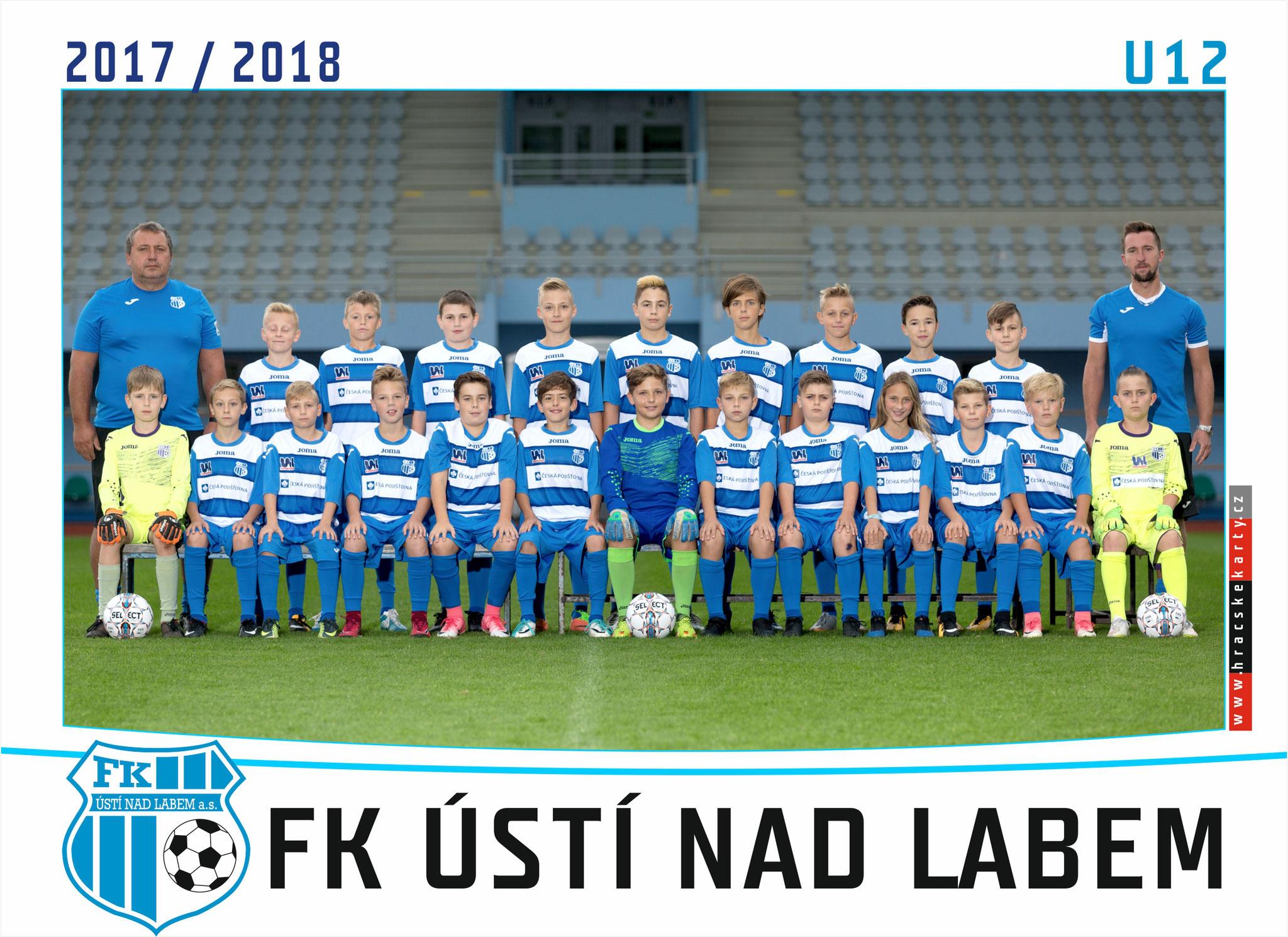 FK Usti nad Labem U12