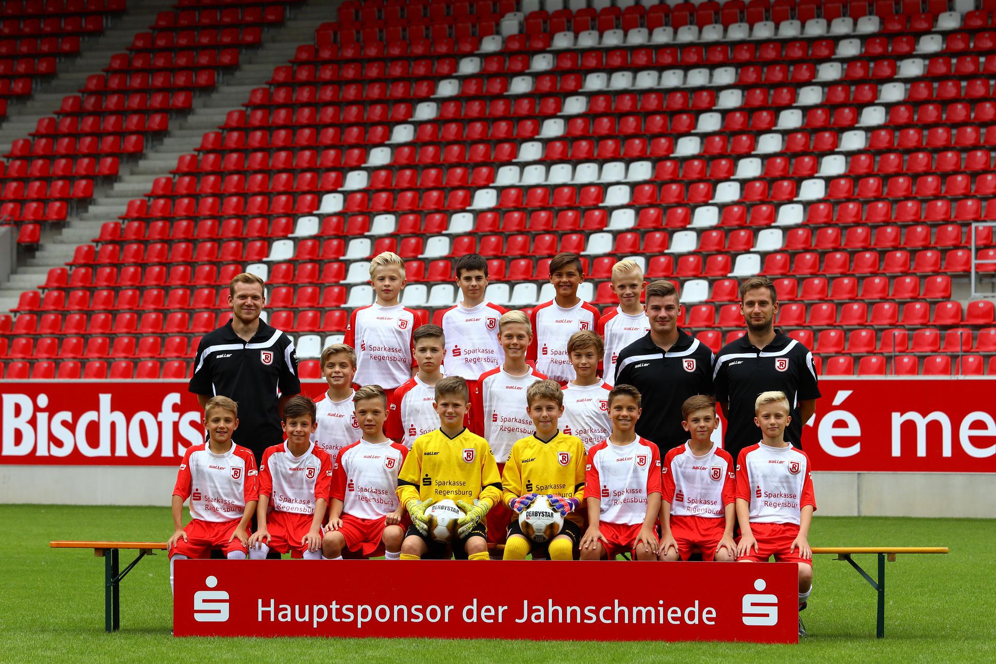Jahn Regensburg U12