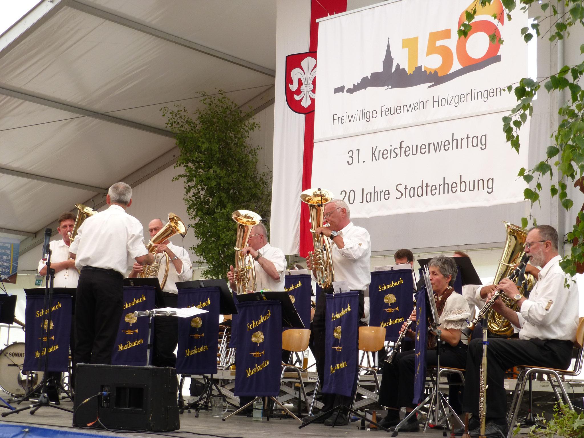 150 Jahre Feuerwehr Holzgerlingen 23.06.2013