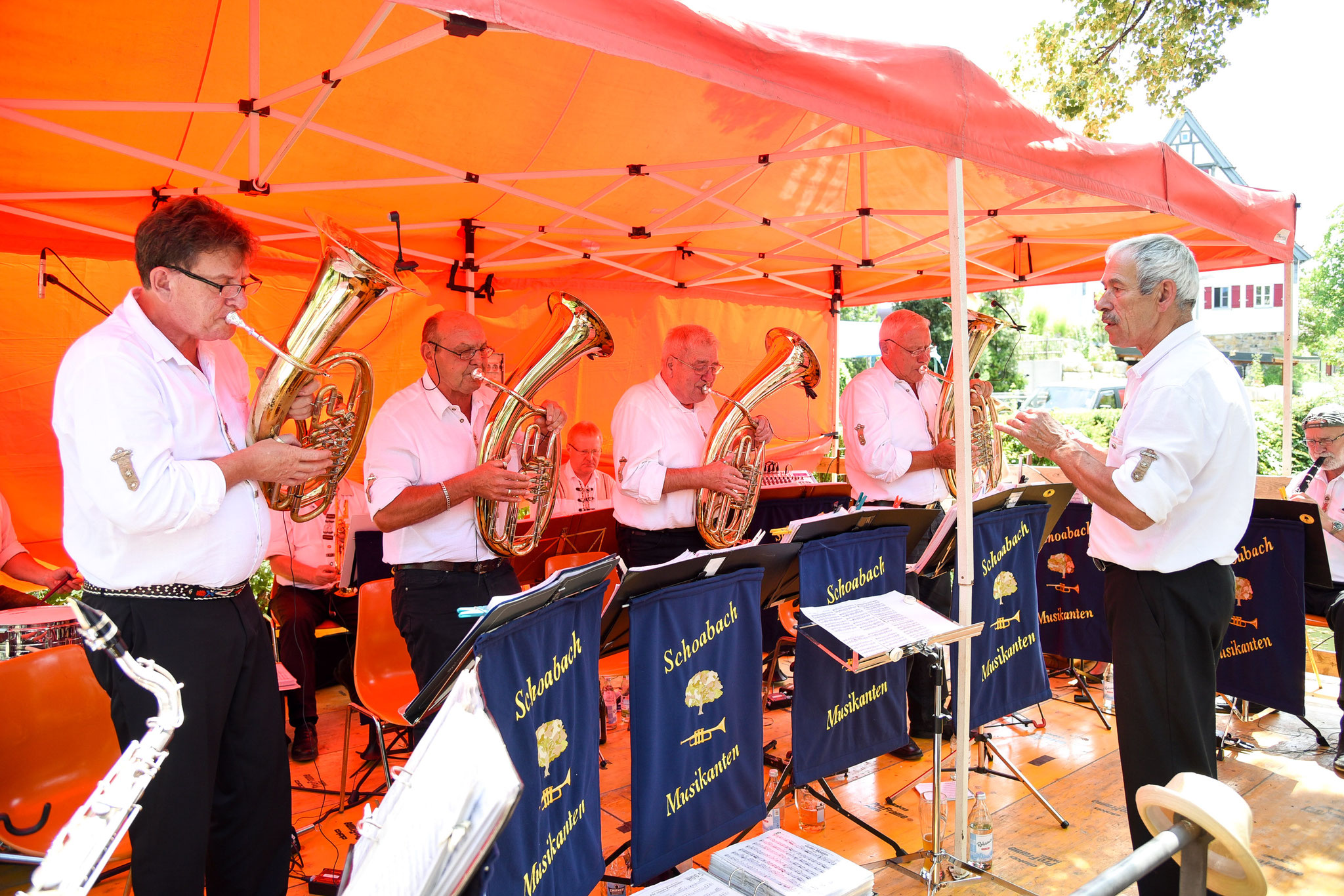 Bachfest TVA Altdorf 08.07.2018