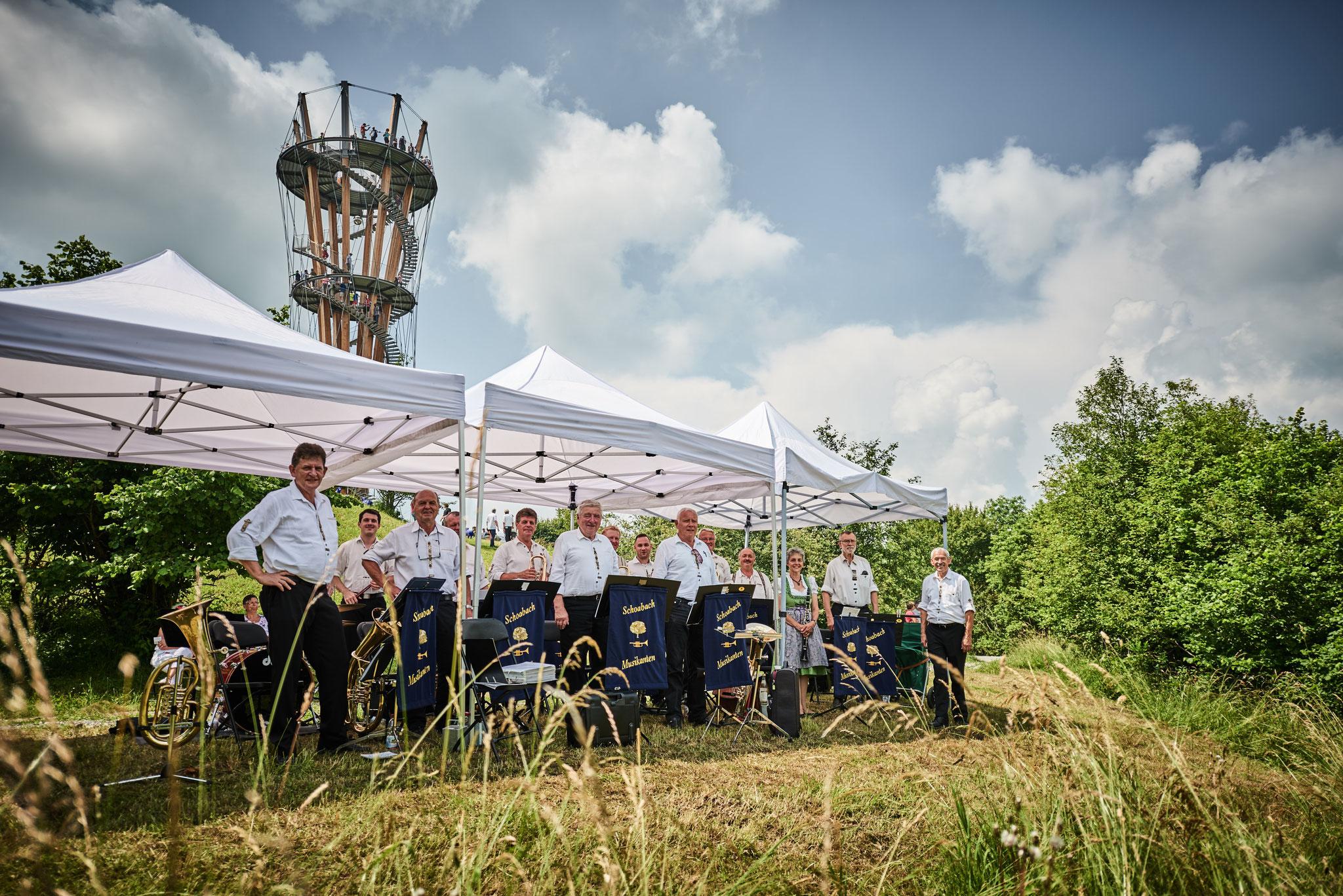 Schönbuchturm Einweihung 09.06.2018