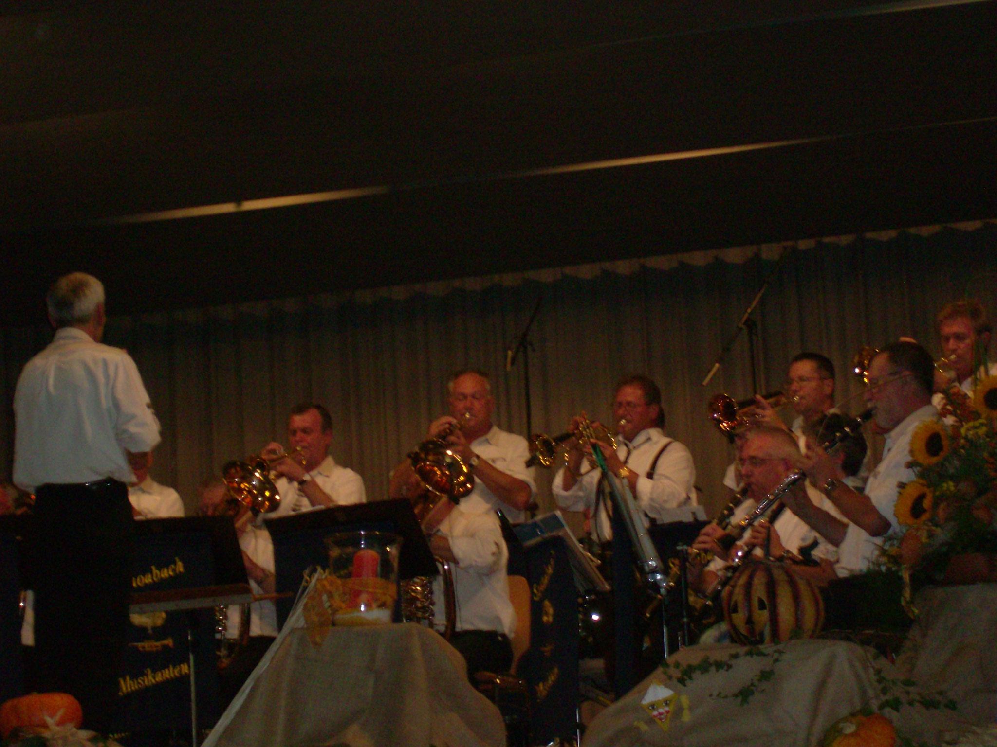 Seniorennachmittag MV Unterhausen 21.09.2009