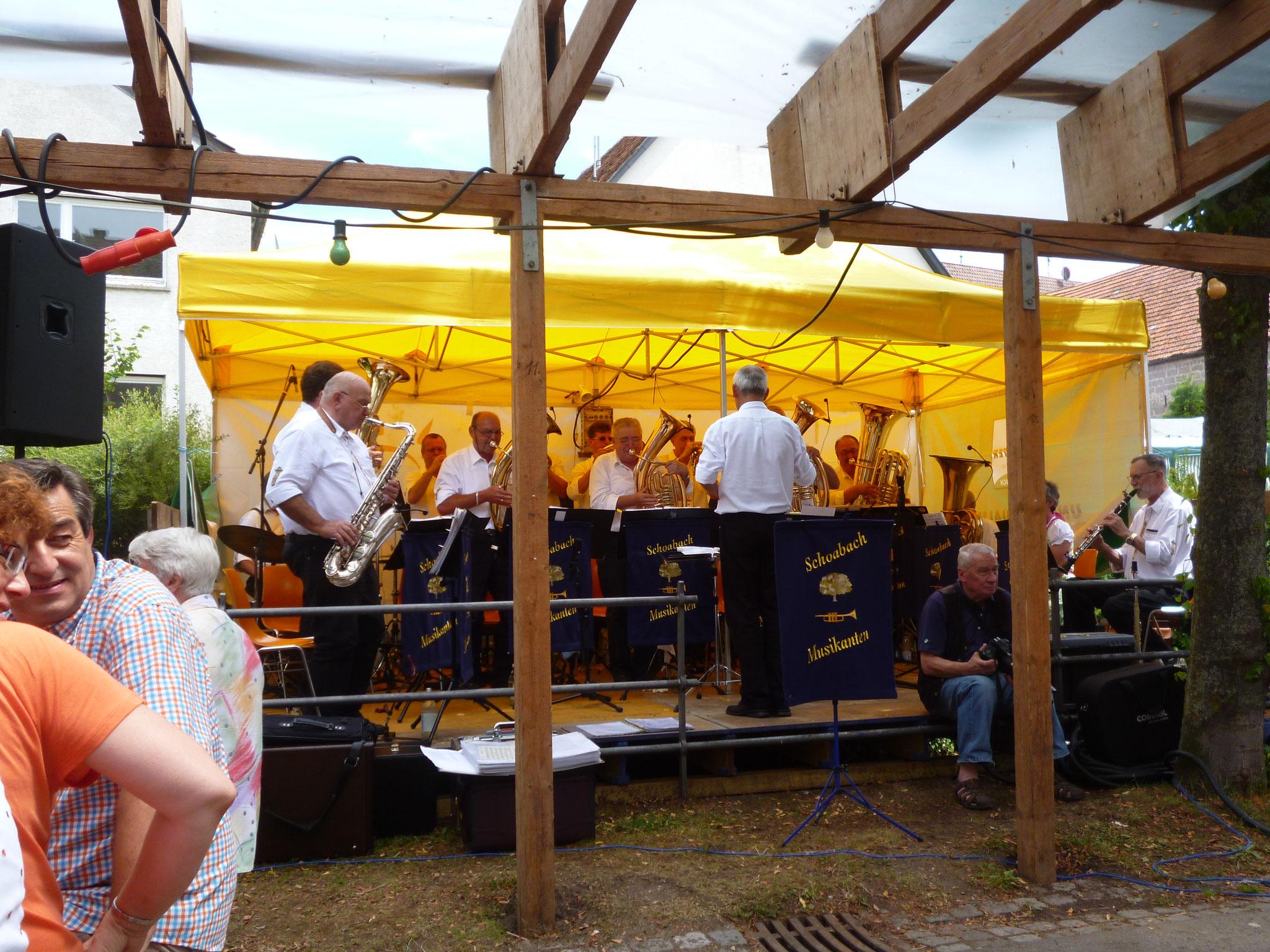 Bachfest TVA 06.07.2014