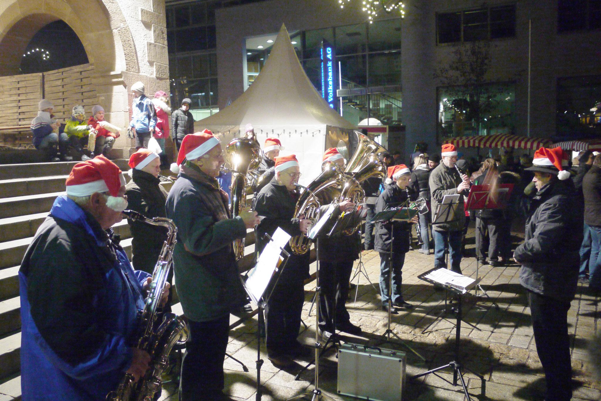 Weihnachtsmarkt Holzgerlingen 04.12.2011