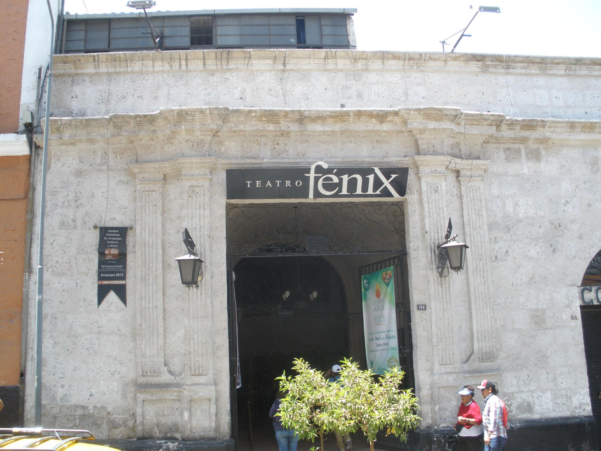 Teatro Fenix de Arequipa
