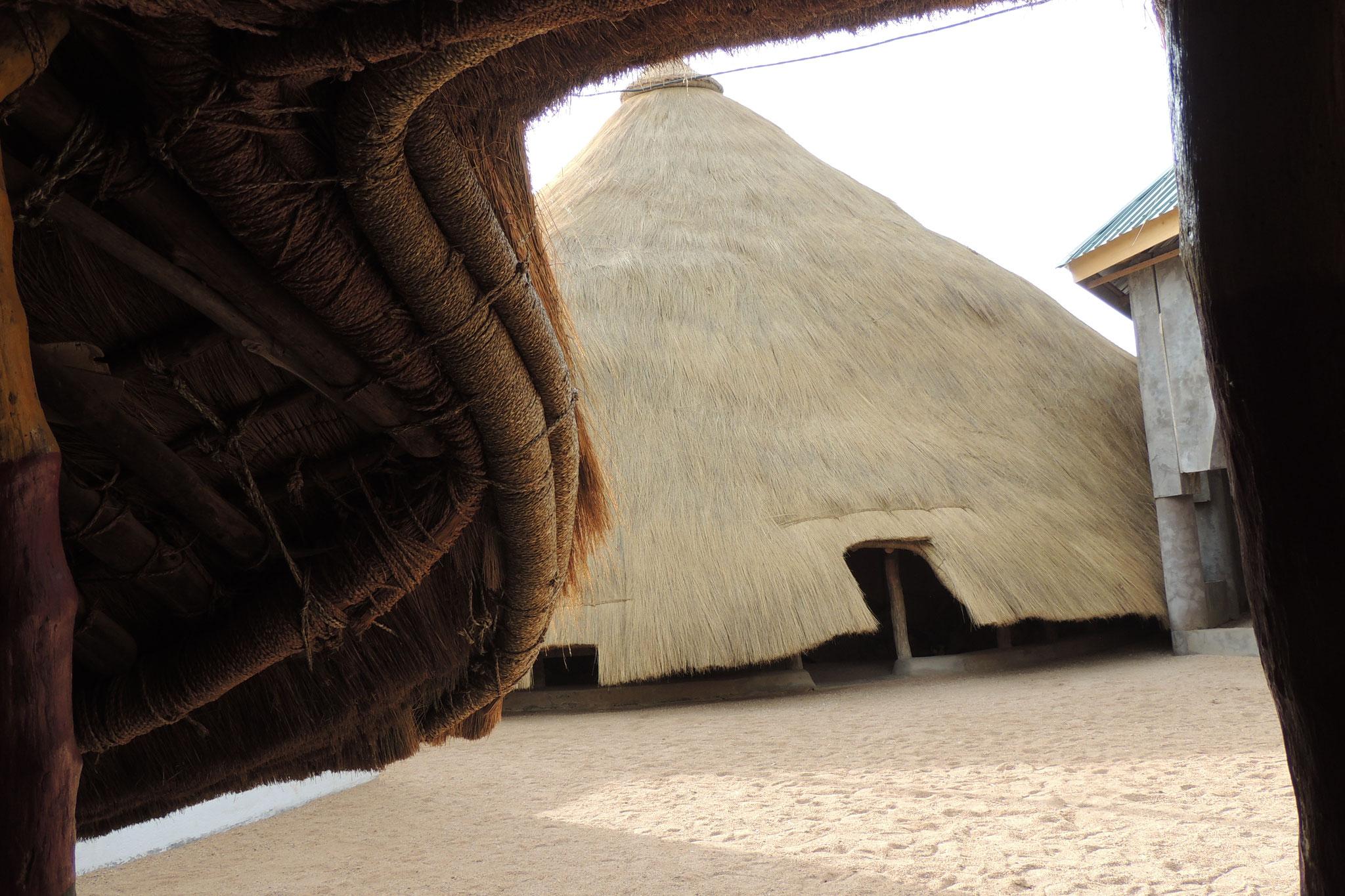 Interior Lamidat de Ngaoundere