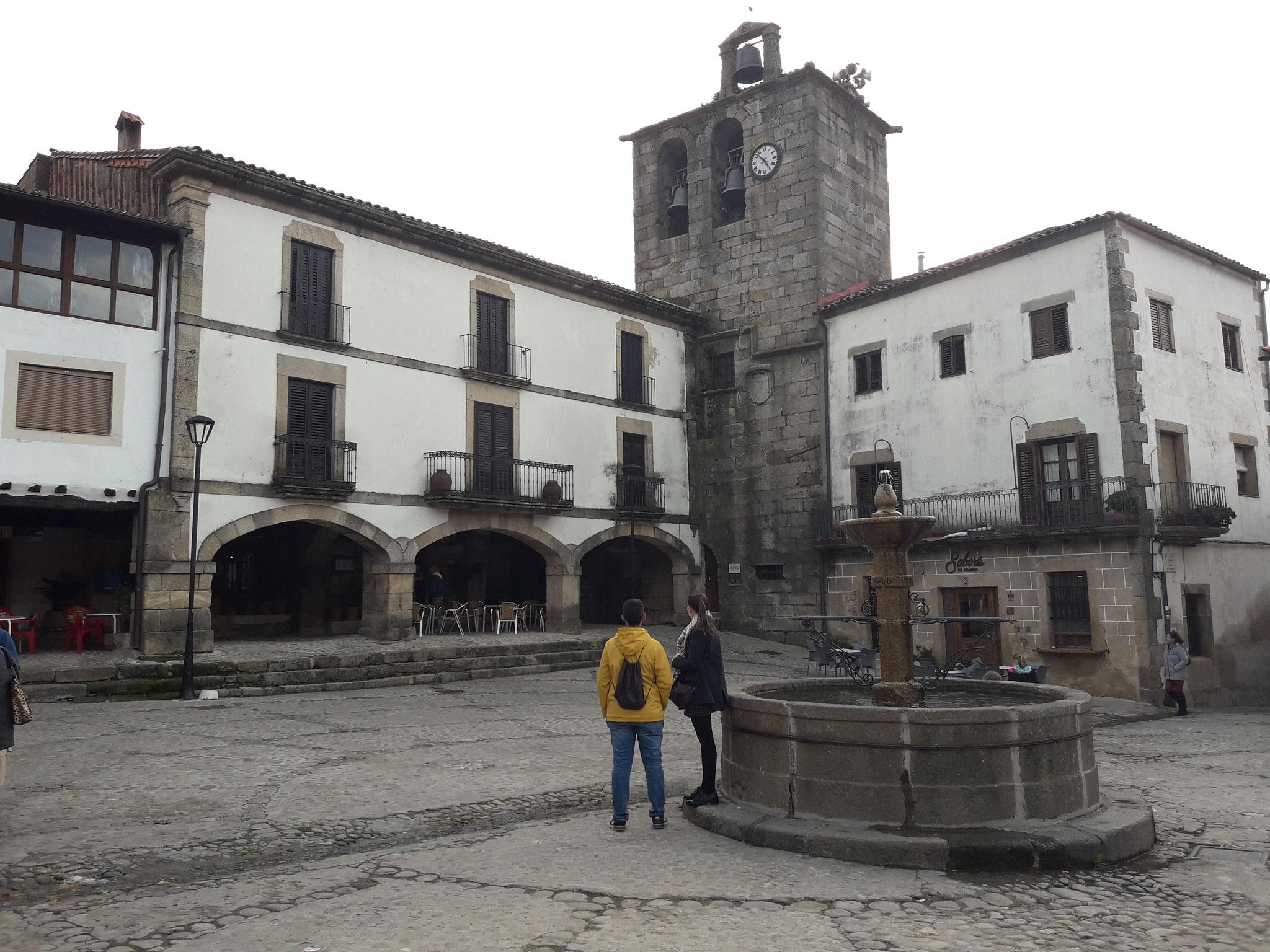 San Martin de Trevejo