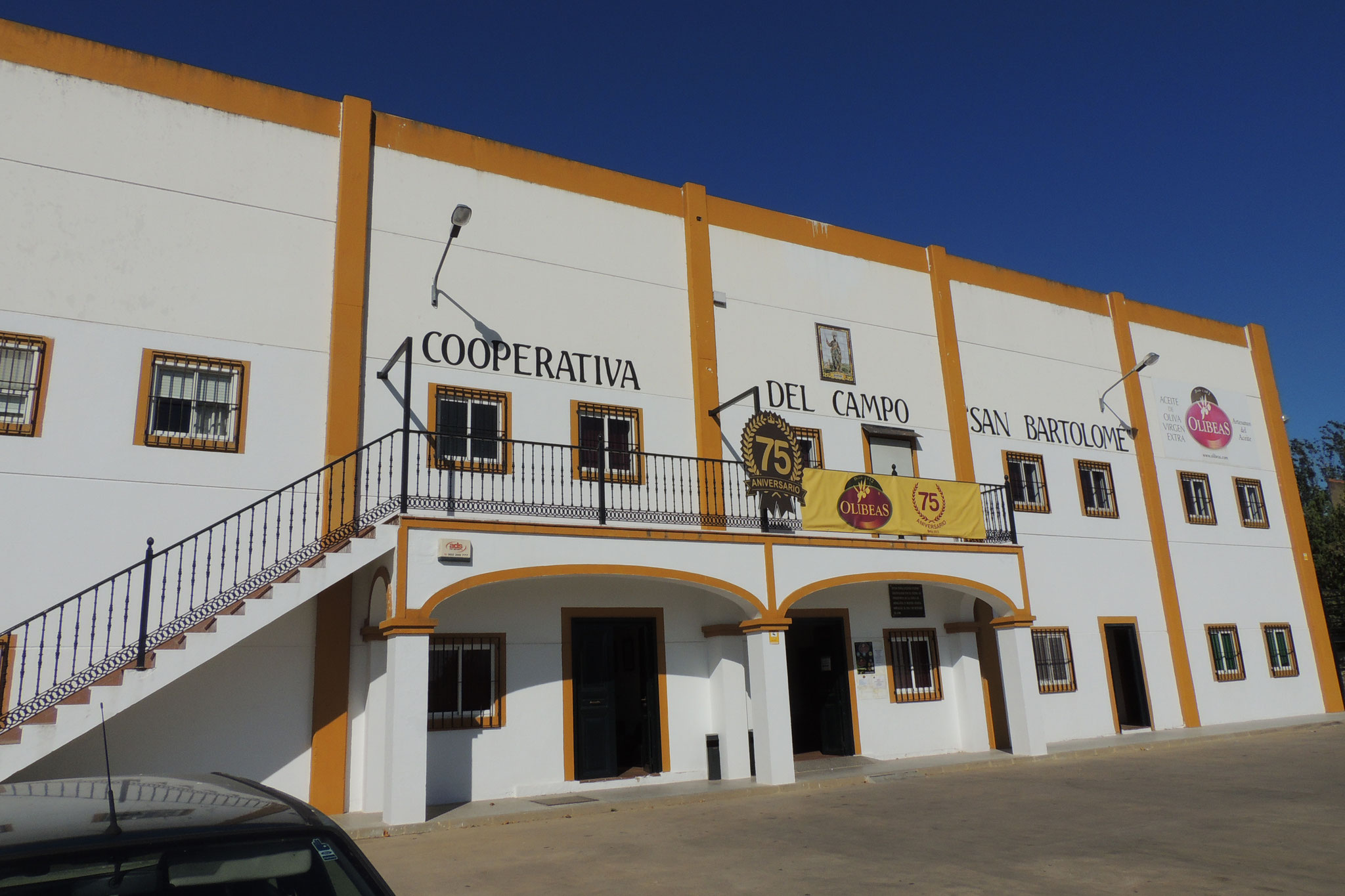 Cooperativa de Aceites de Oliva (Beas)
