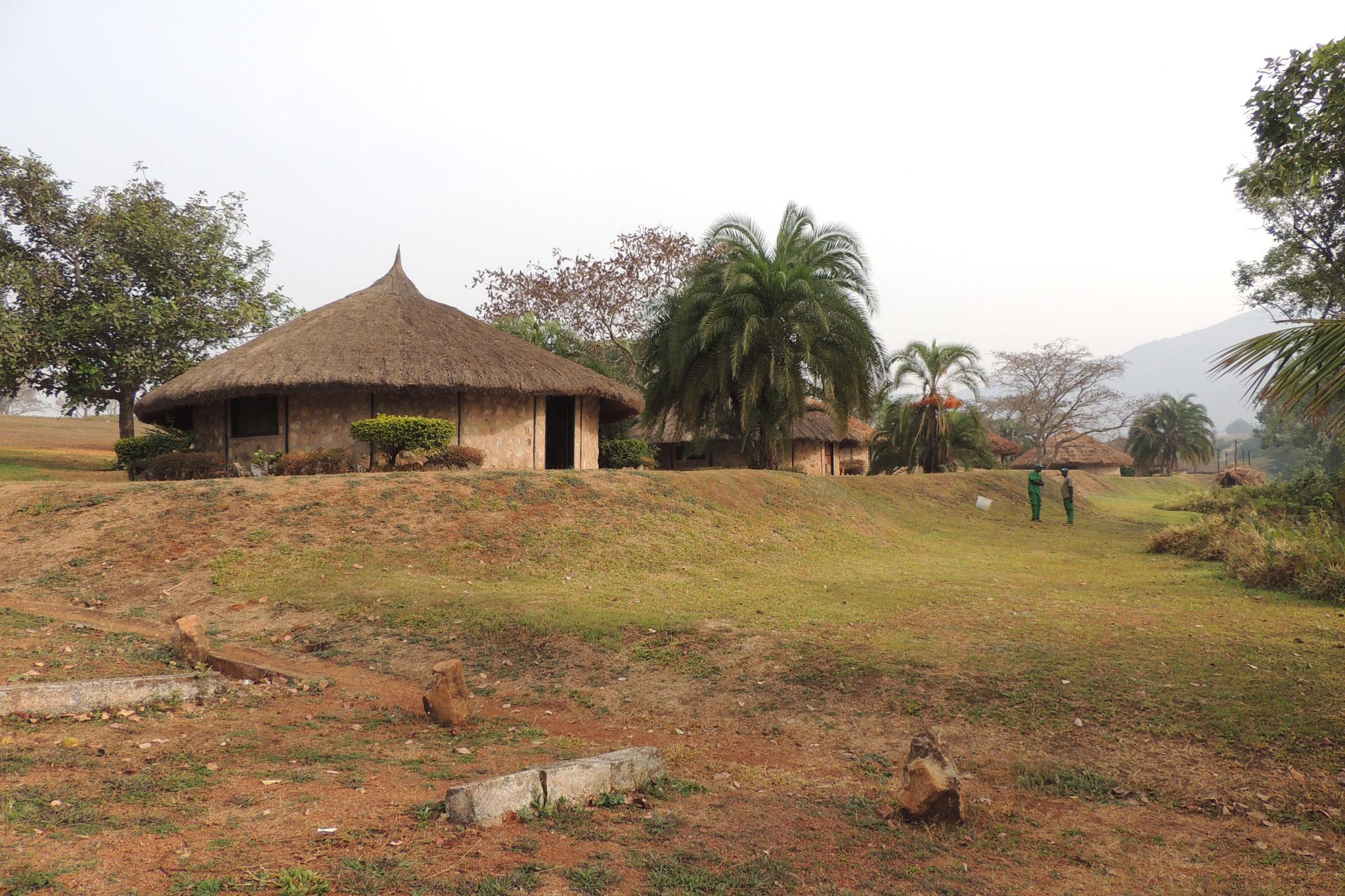 Cabañas de hotel Domaine en Petpenoum