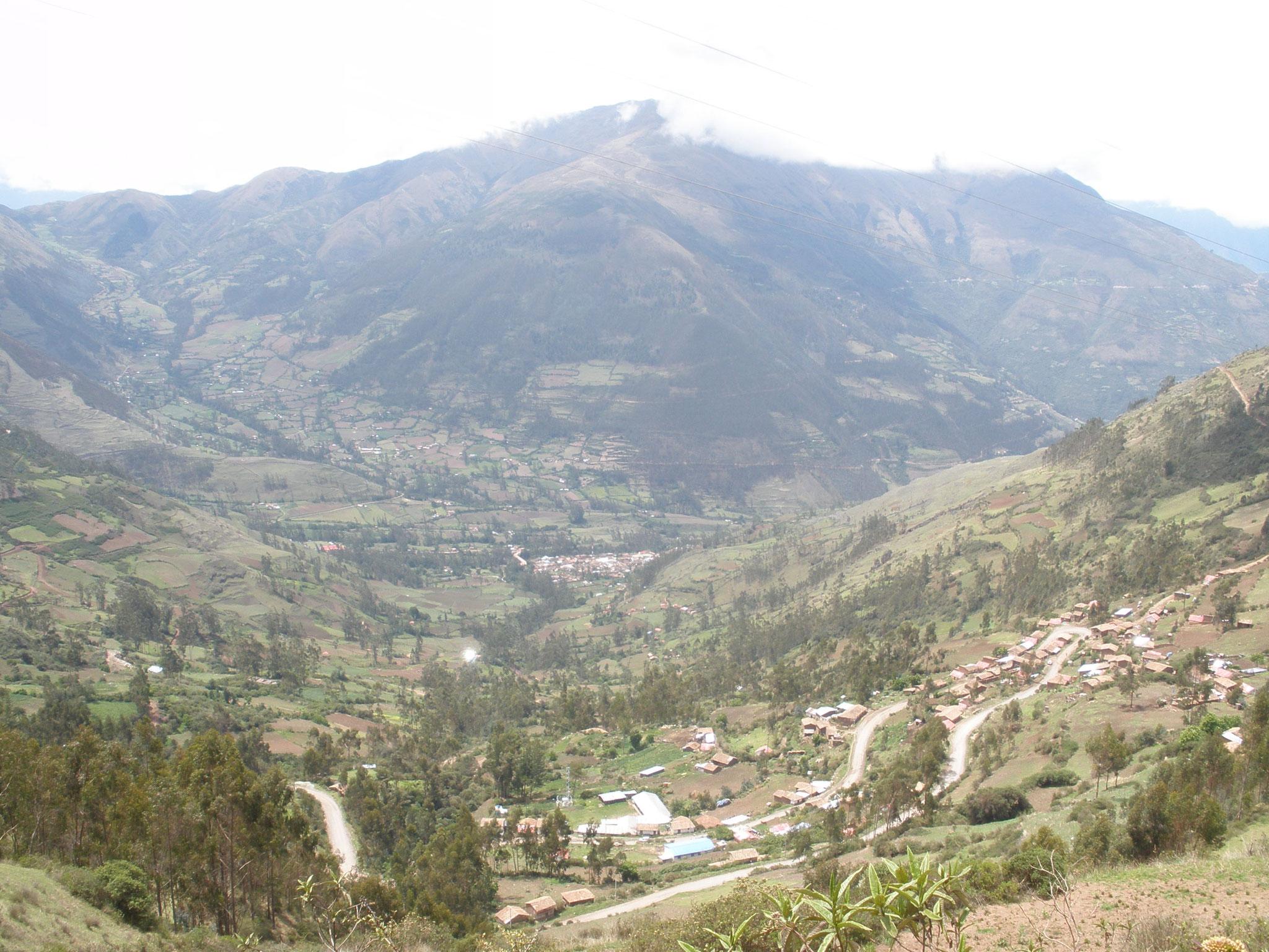 El Valle de Cachora