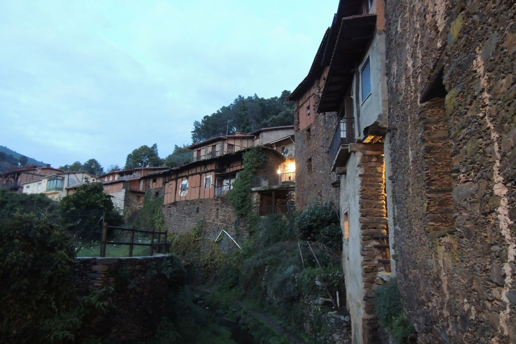 Casas de Robledillo de Gata