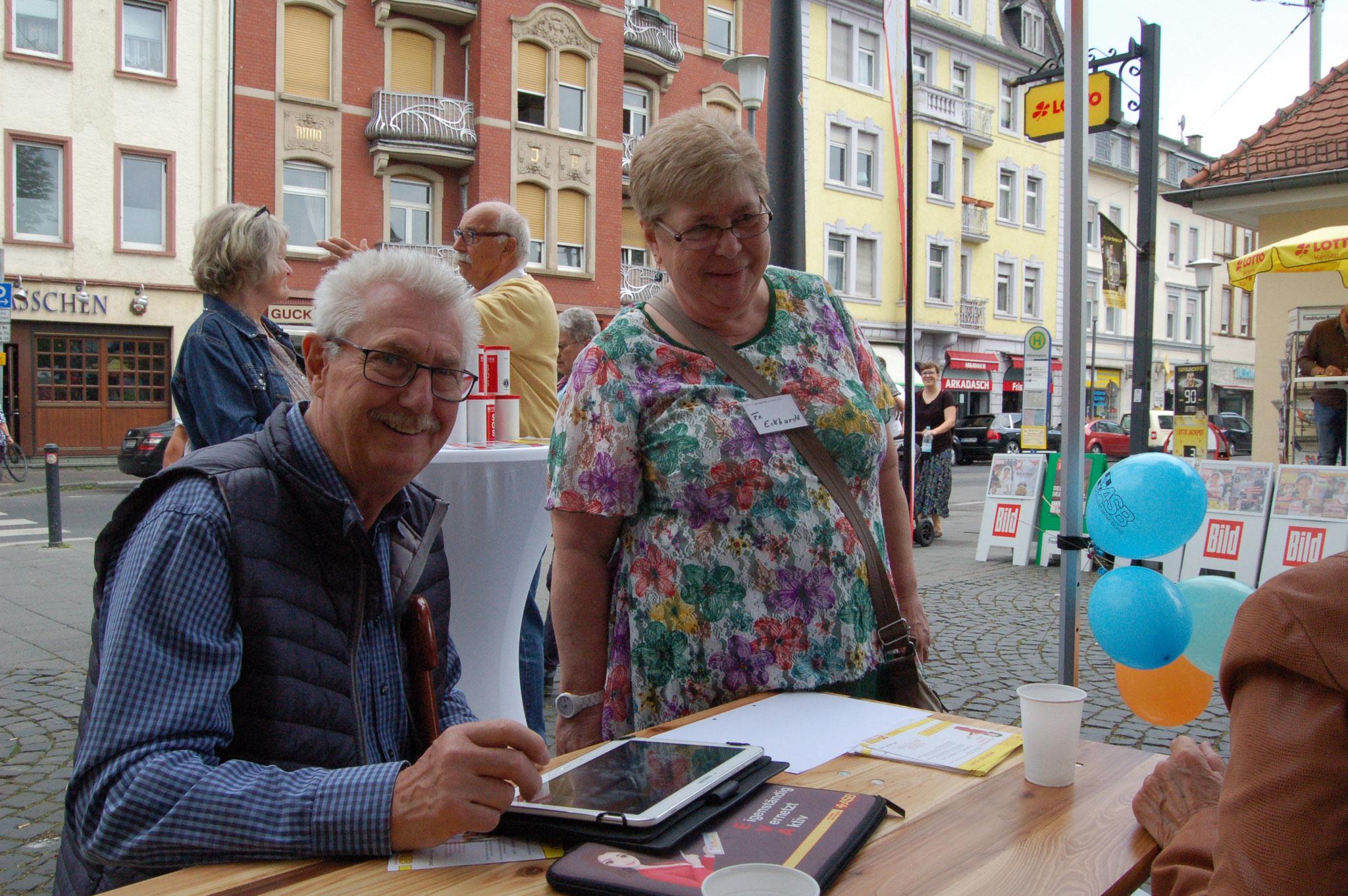 Mit GESCCO vom persönlichen Kontakt zum digitalen Netzwerk?! | © Foto: IZGS der EHD