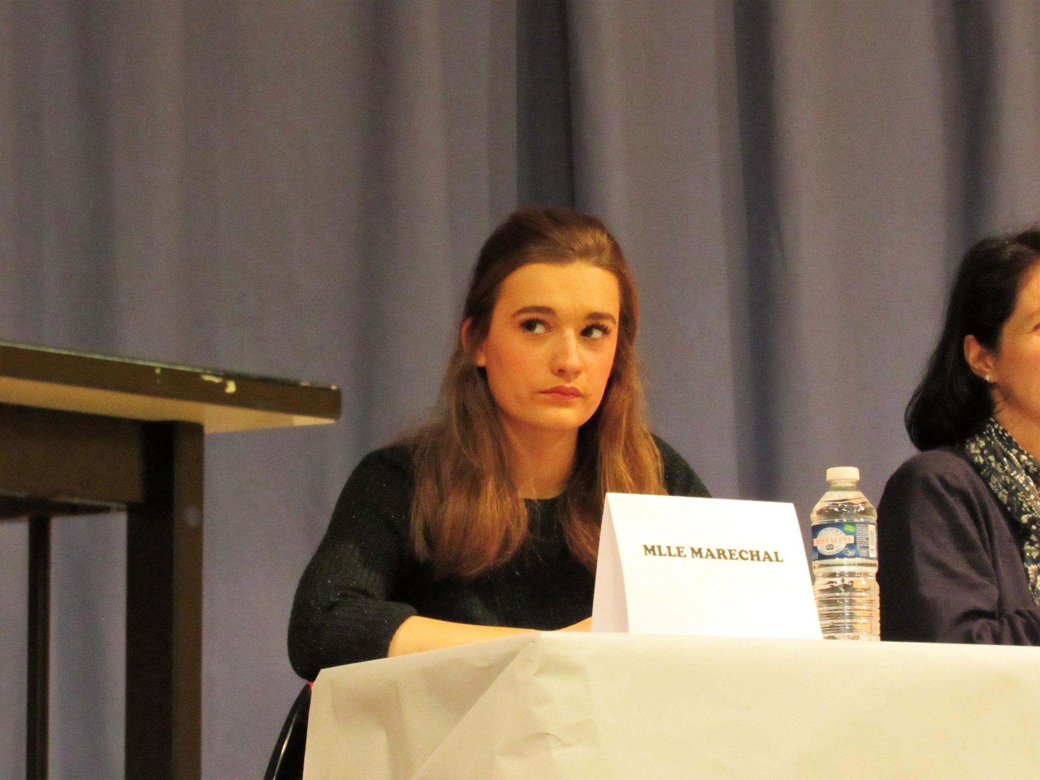 Alyette, la Présidente du Jury
