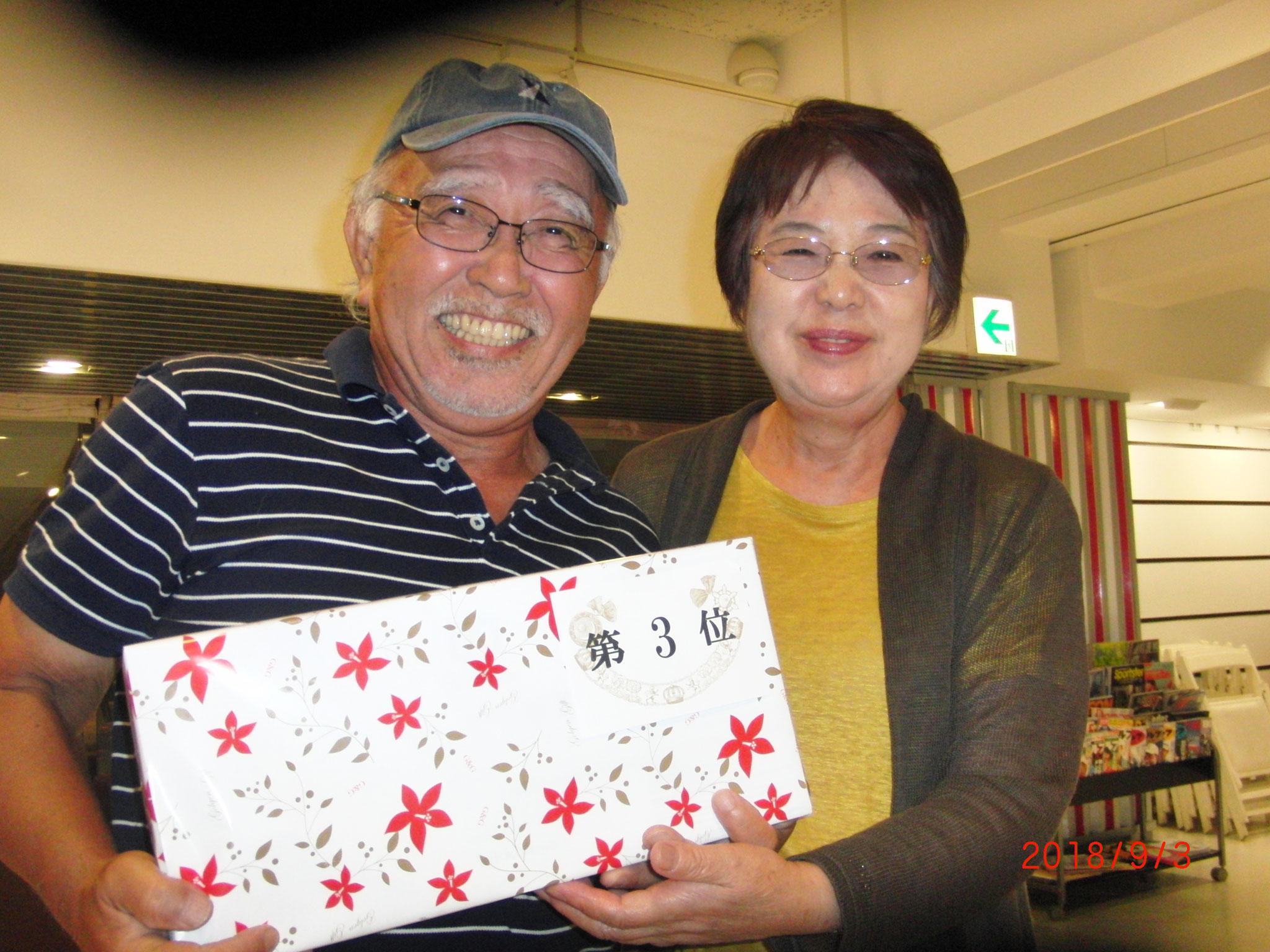江ノ島杯の3位 : 田中征彦(カメラマン)