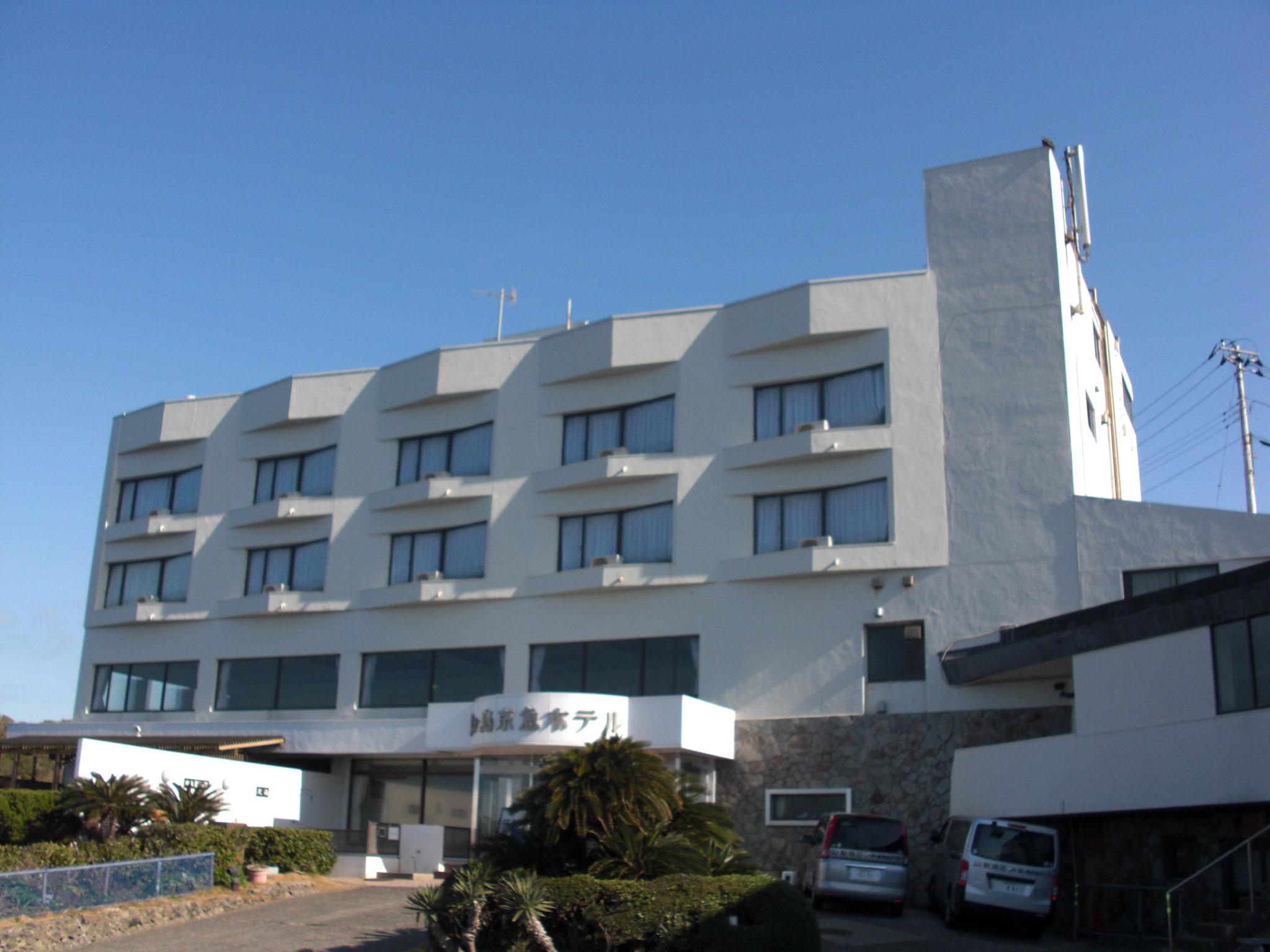 京急ホテル隣接です