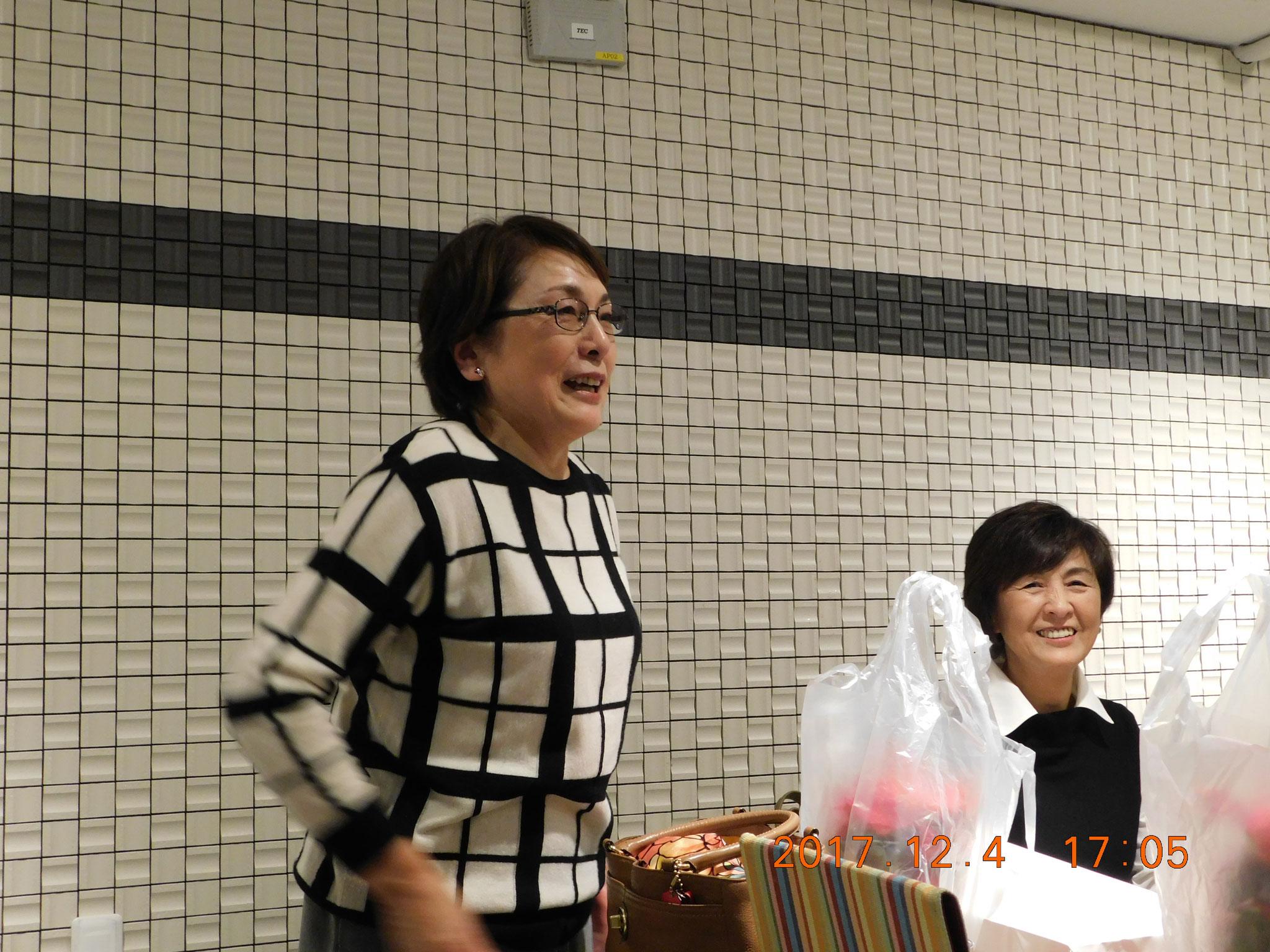 宮田さんと加納さん