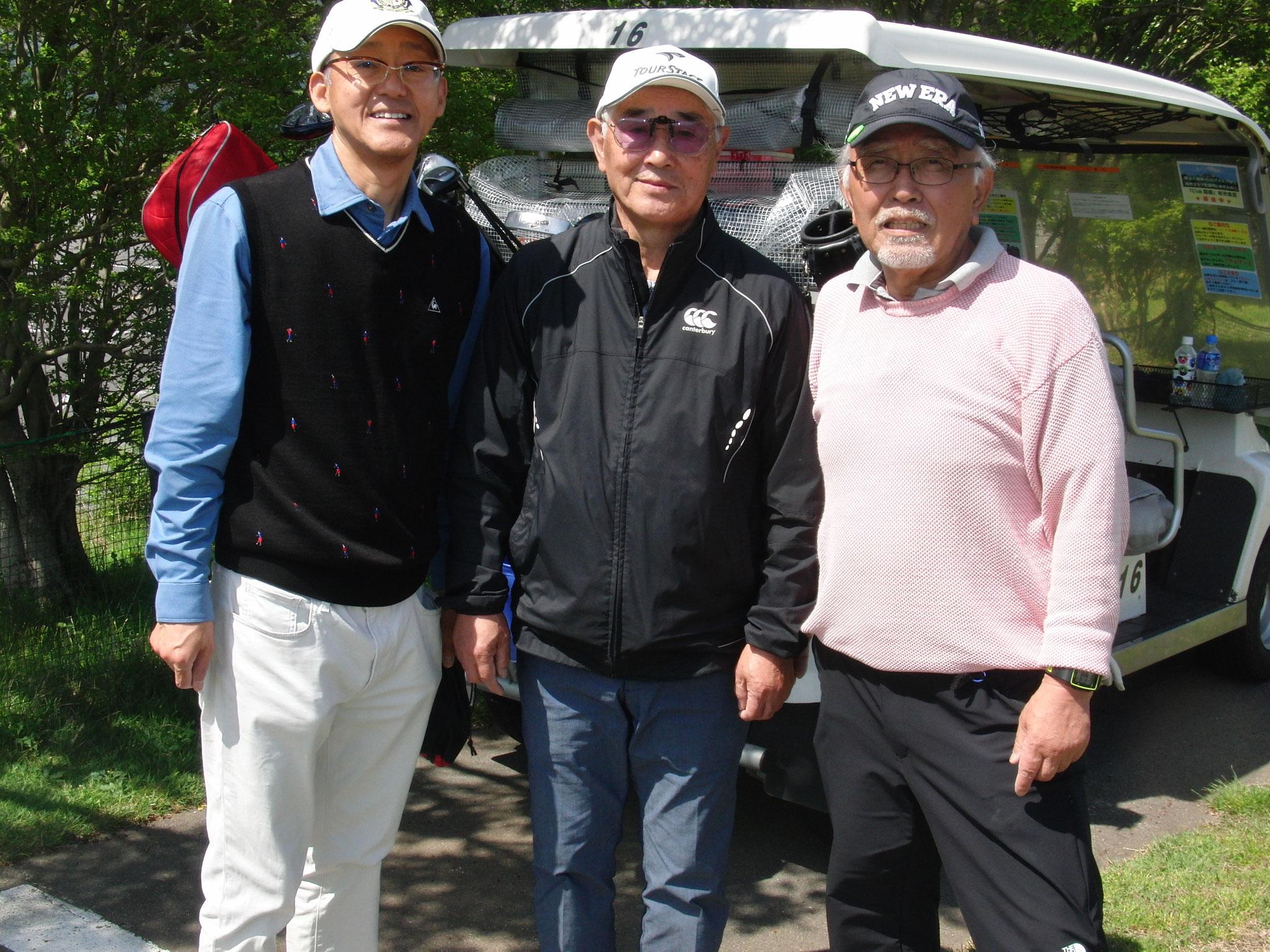 付録 大島さん途中リタイアの為、写真班の残りメンバー記念写真