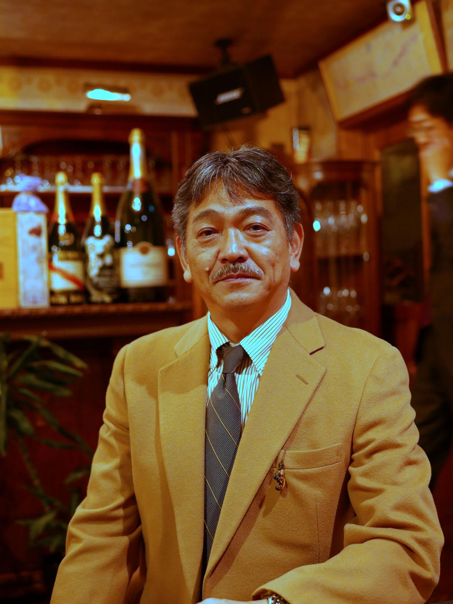 No.01:好きな言葉は「己に正直に真摯に生きよ」。ベストを尽くした後は必ず結果は付いてくる・・・そこから次に進むべき道が見えるのです!!  仕事も遊びも・・・。今、ベストを尽くして楽しみましょう!  【川崎市川崎区在住・昭和59年設立】